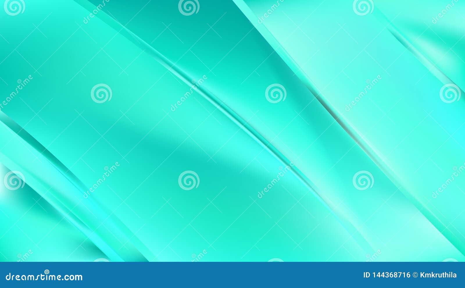 Nowy Zielony Diagonalny Błyszczący linii tła wizerunek