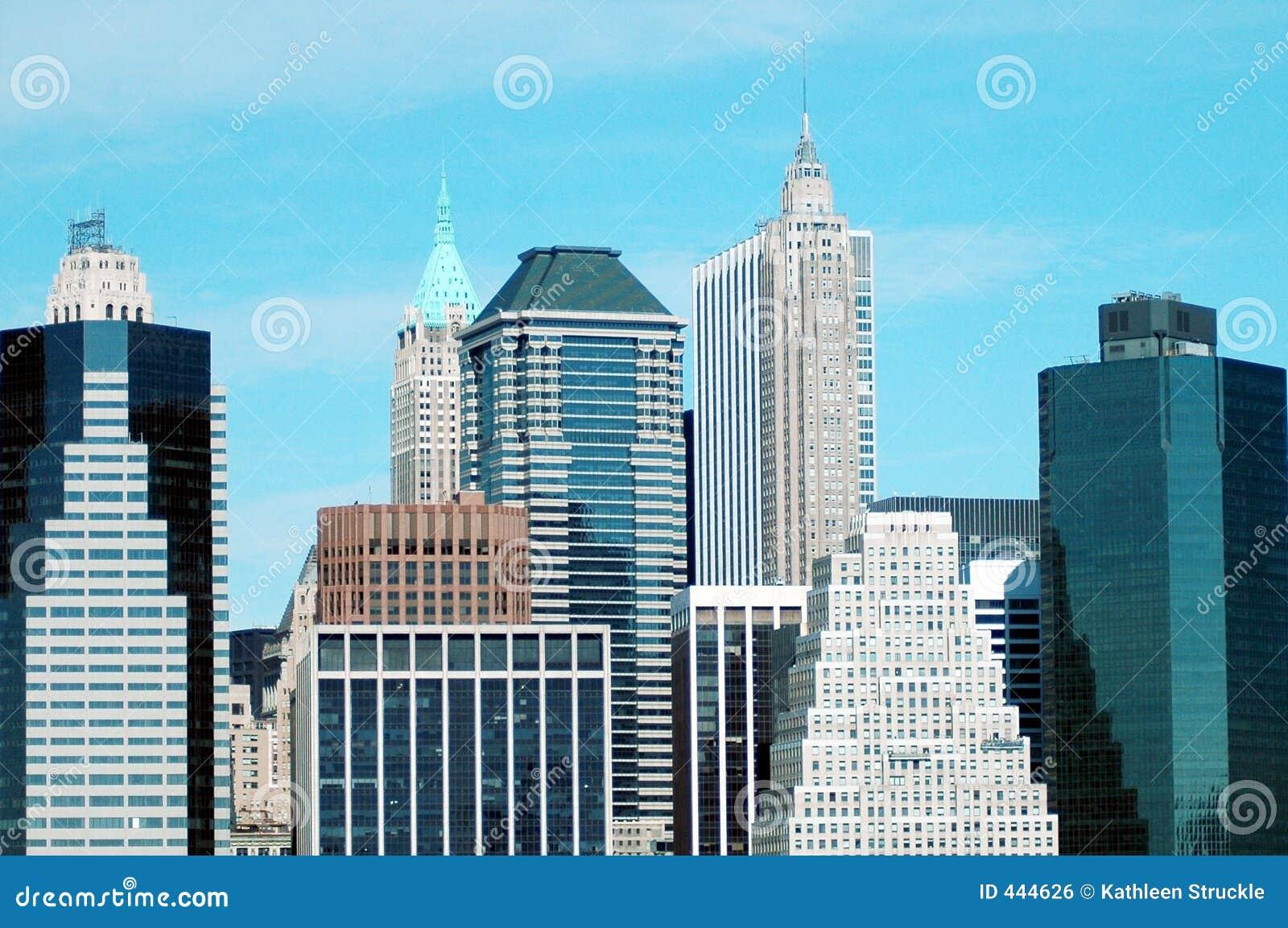 Nowym Jorku budynku.