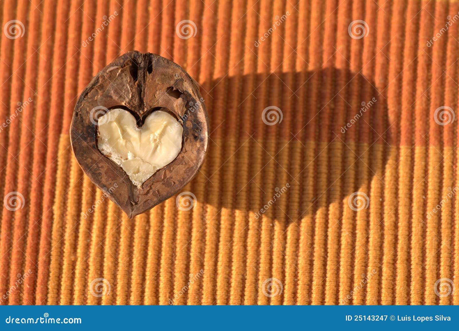 Noz Heart-shaped