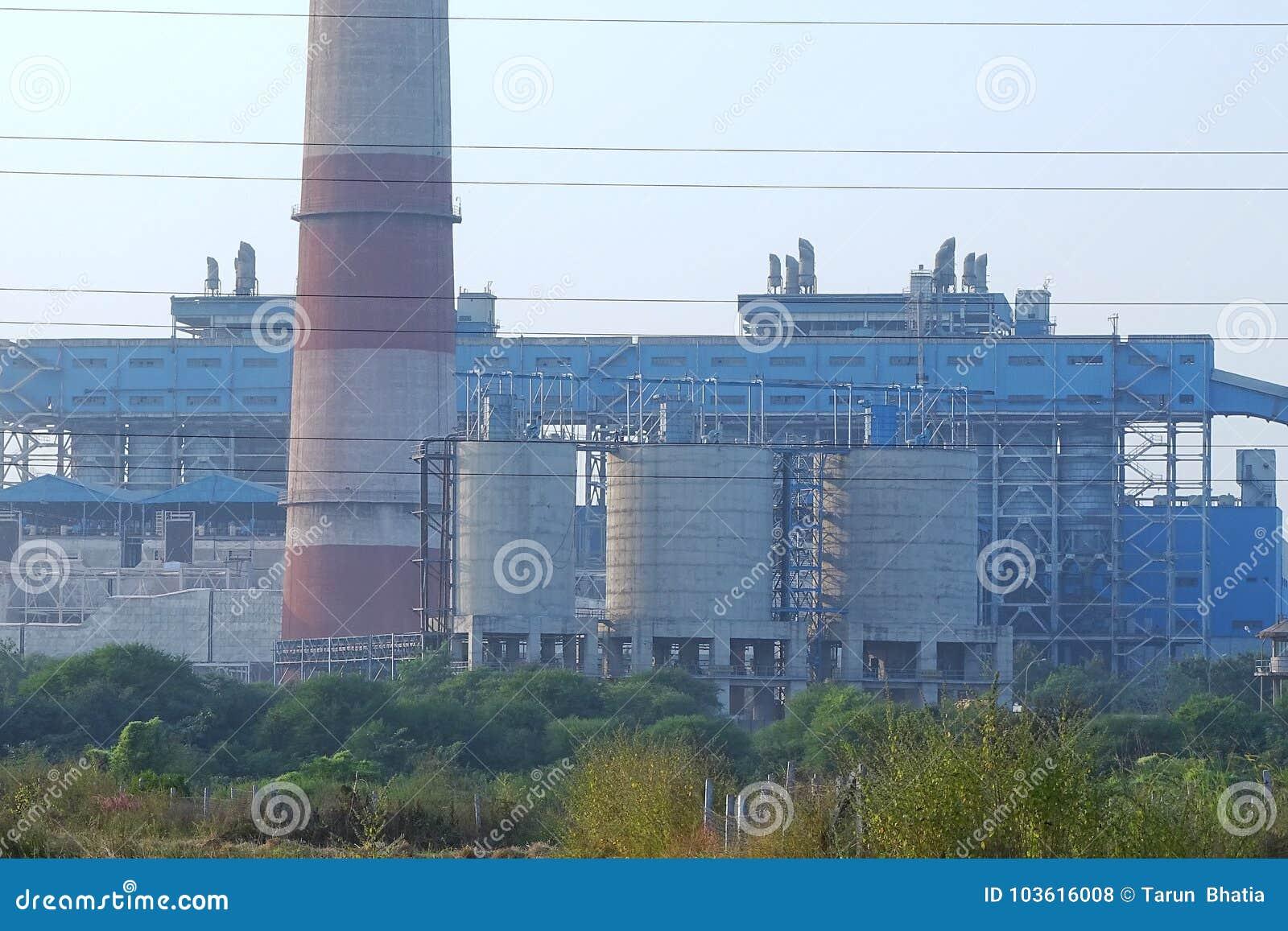 NSPCL Bhilai elektrownia, Bhilai Chhattishgarh