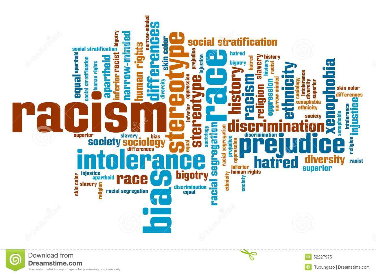the importance of the issues of prejudice and racism Study about sociological theories of prejudice and racism in india symbolic interaction theory addresses two issues: the current class versus race controversy concerns the question of whether class or race is more important in explaining inequality and its consequences or whether they.