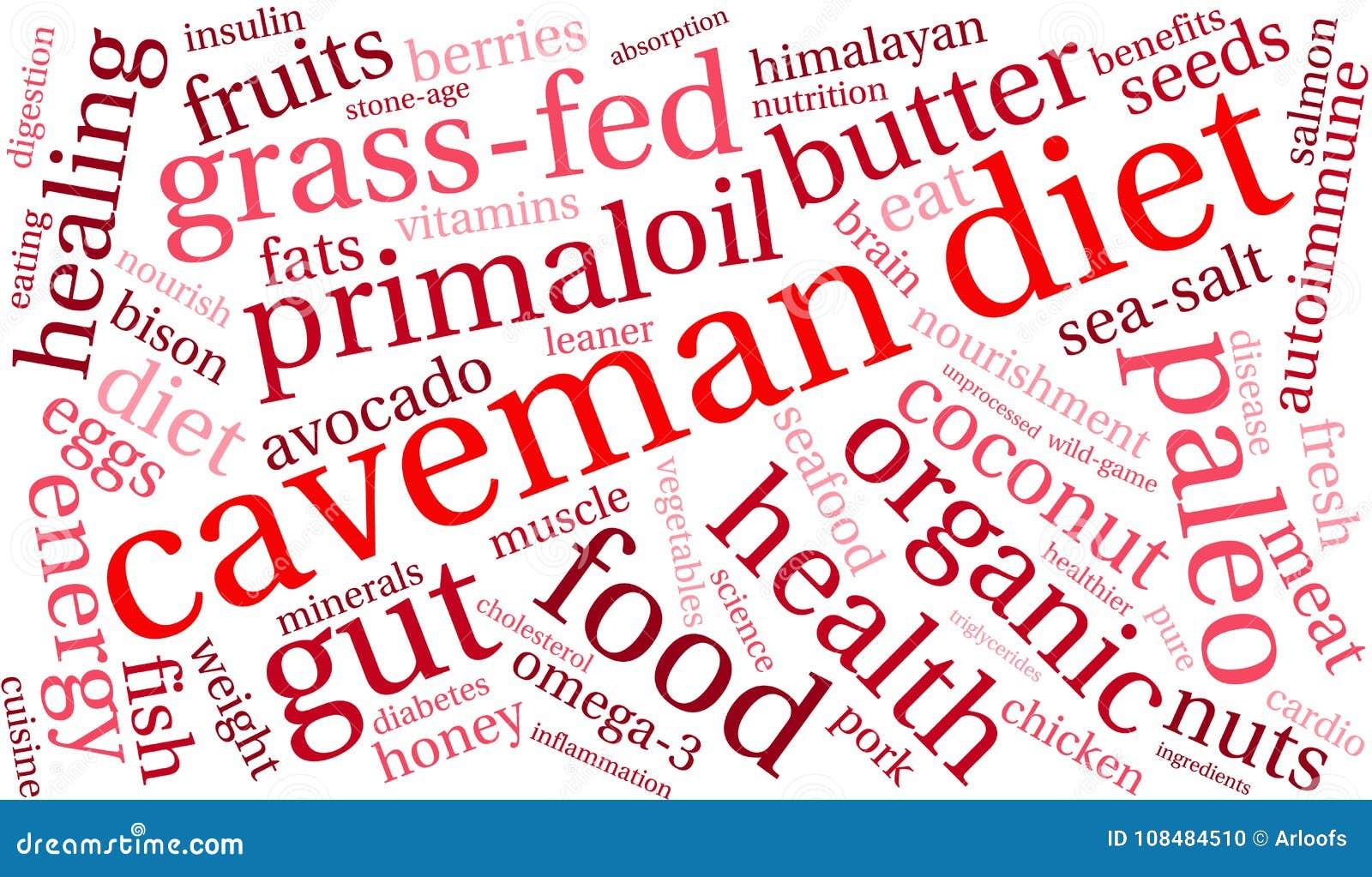 dieta del hombre de las cavernas y diabetes