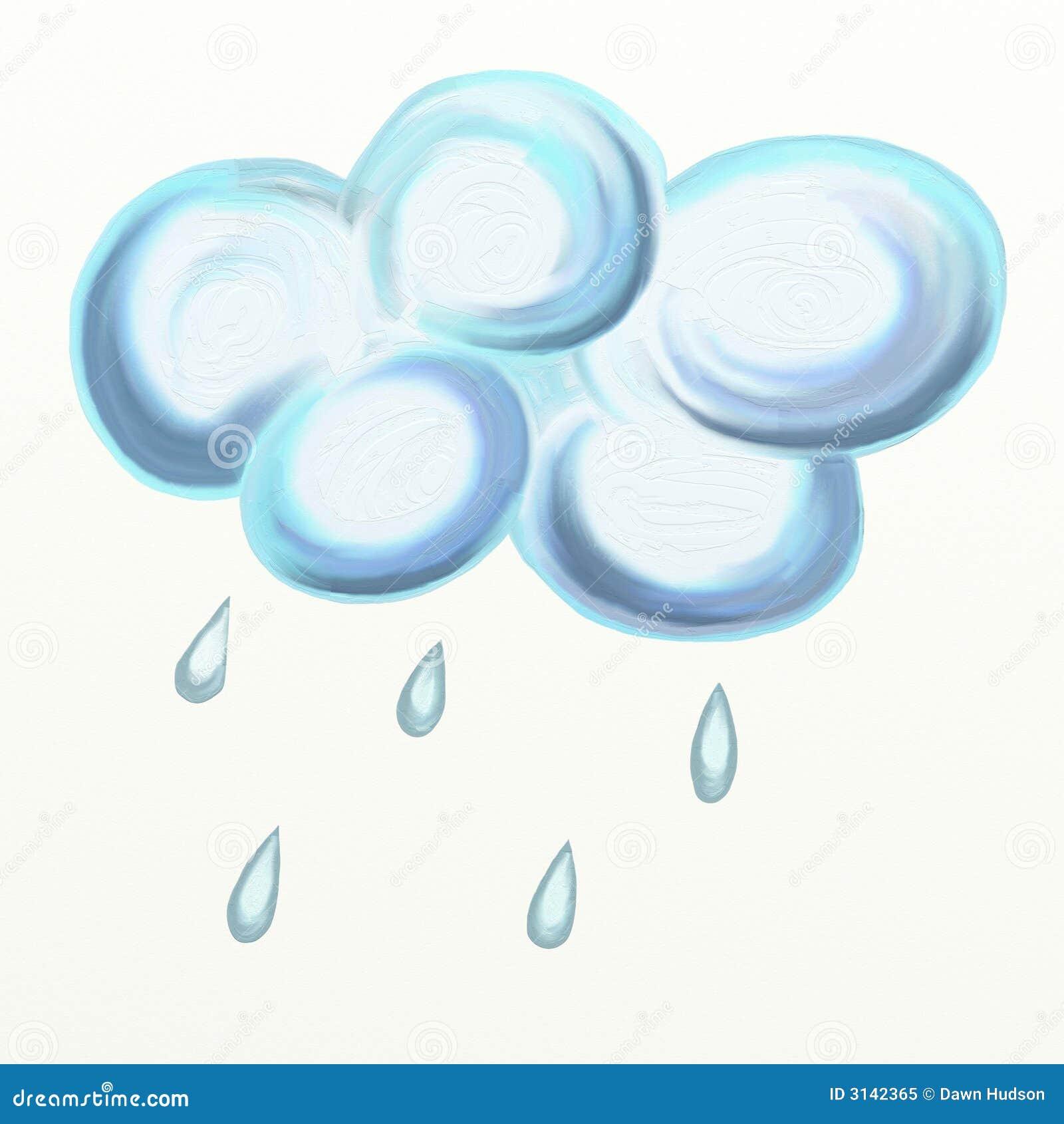 Nube di pioggia
