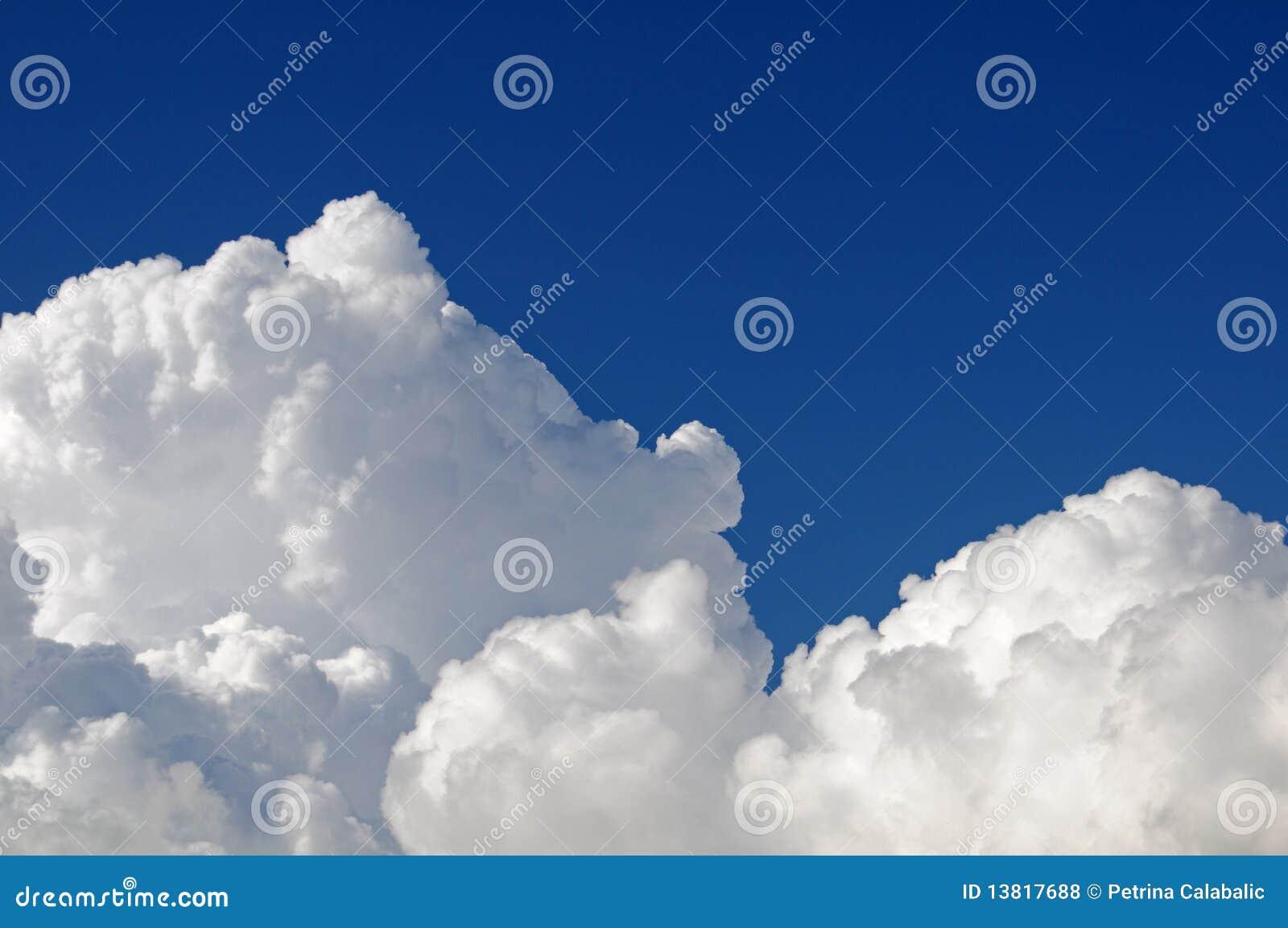 Nubes de cúmulo