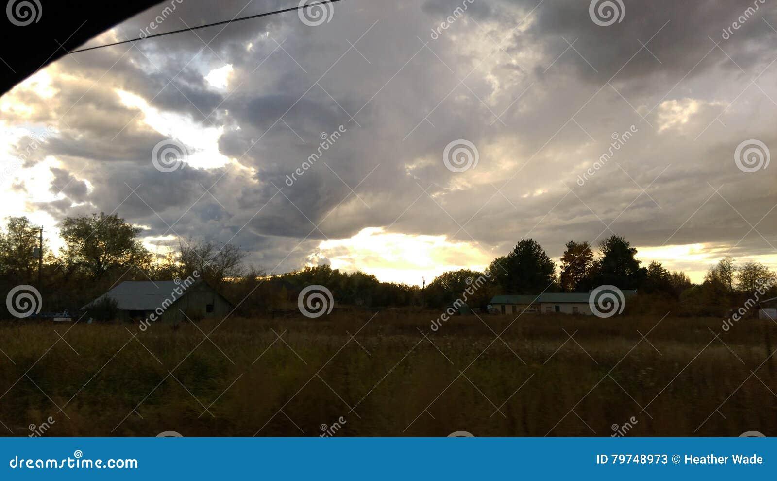 Nubes de la mañana
