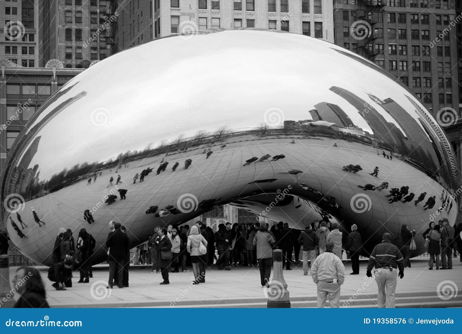 Nuble-se a porta Chicago, IL