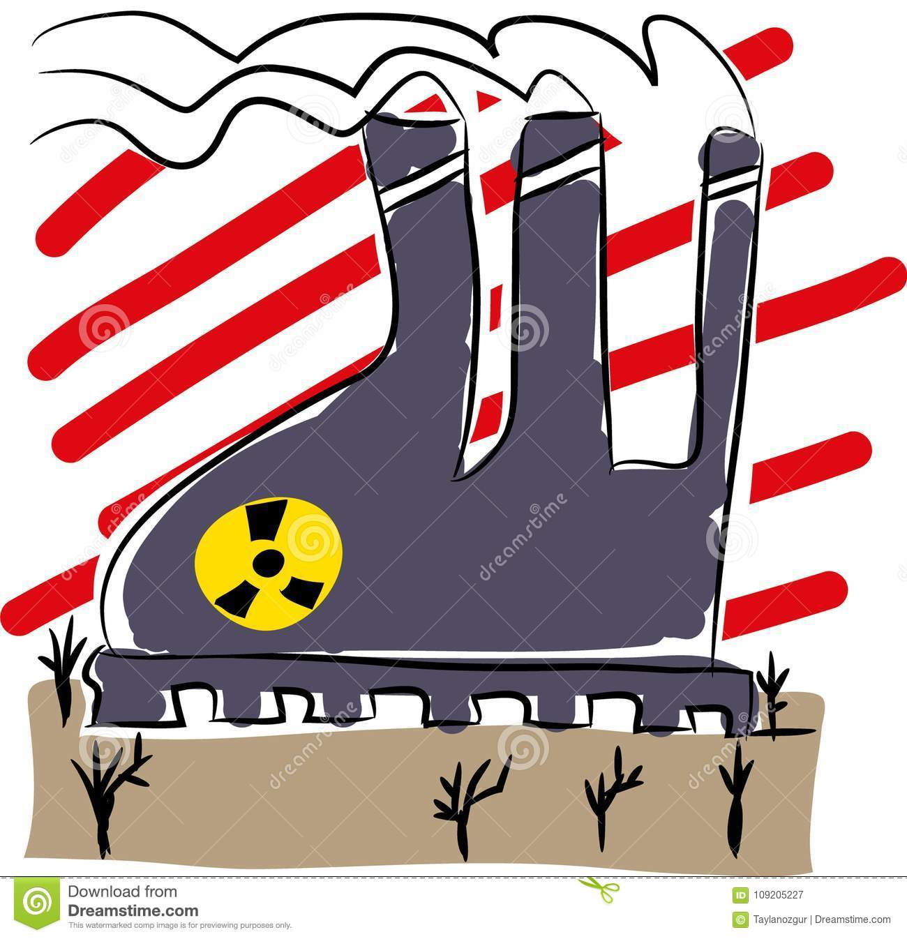 Nuclear energy, Global warming factory emissions.
