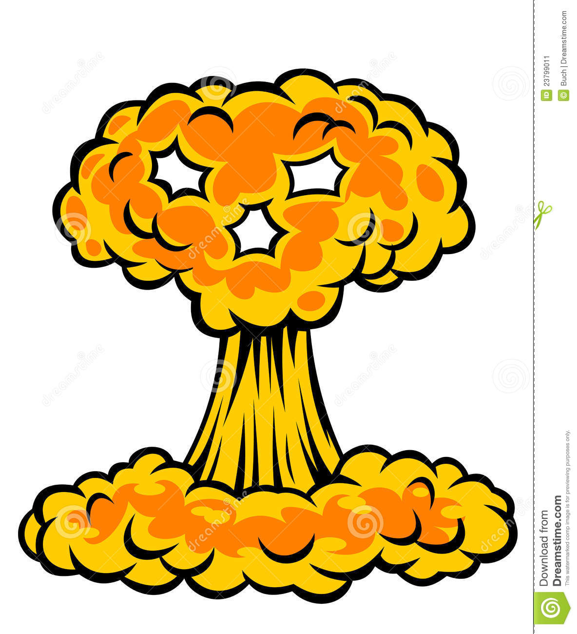 Displaying (16) Gallery Images For Nuclear Mushroom Cloud Clip Art...