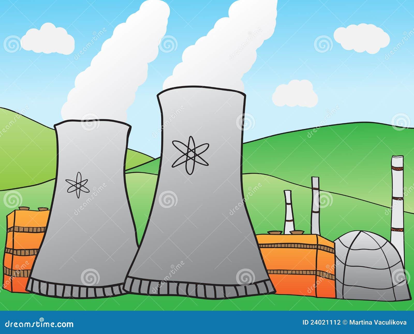 atomkraftwerk clipart - photo #21