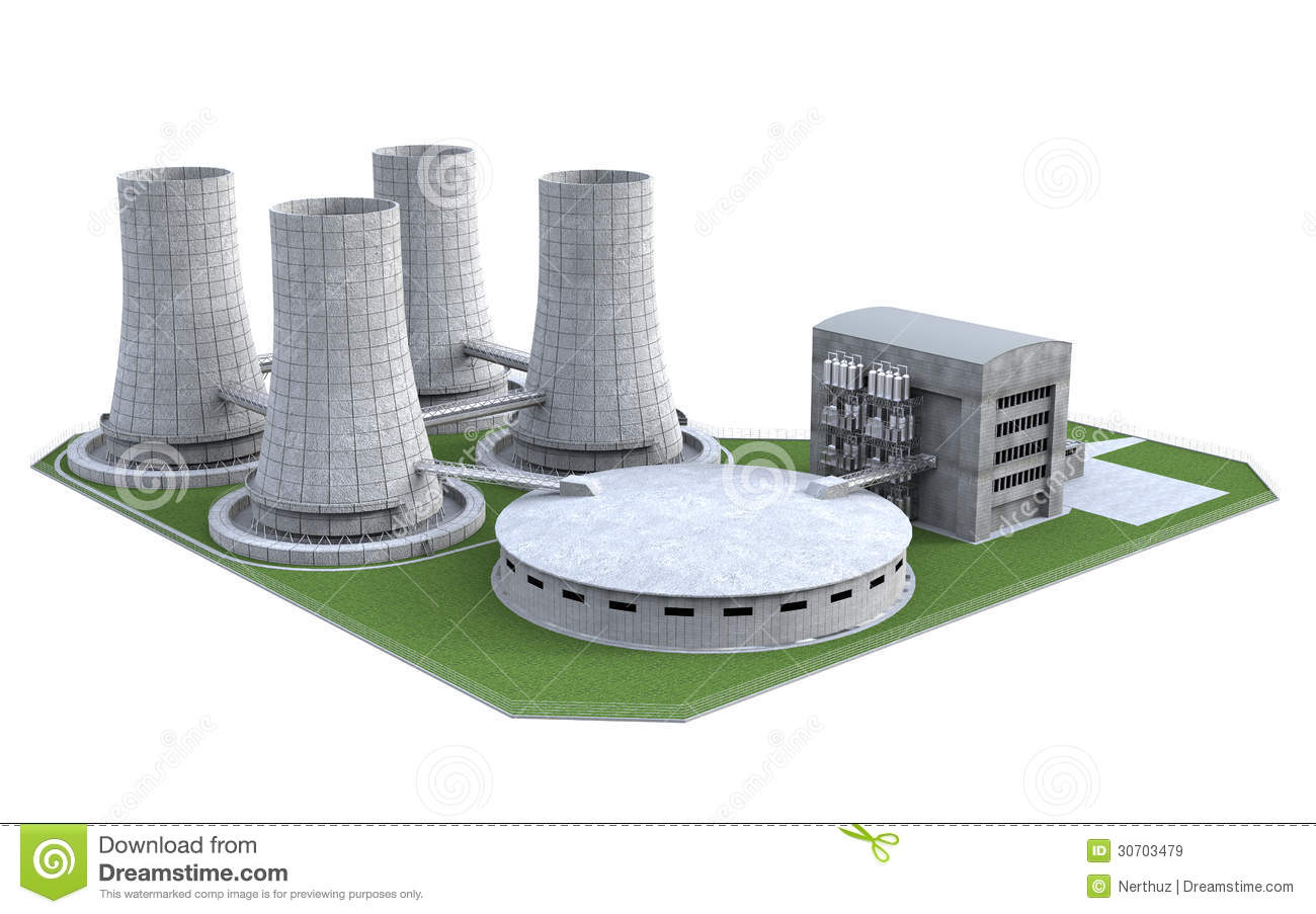 Nuclear power plant stock image image of ecology climate 30703479 nuclear power plant ccuart Images