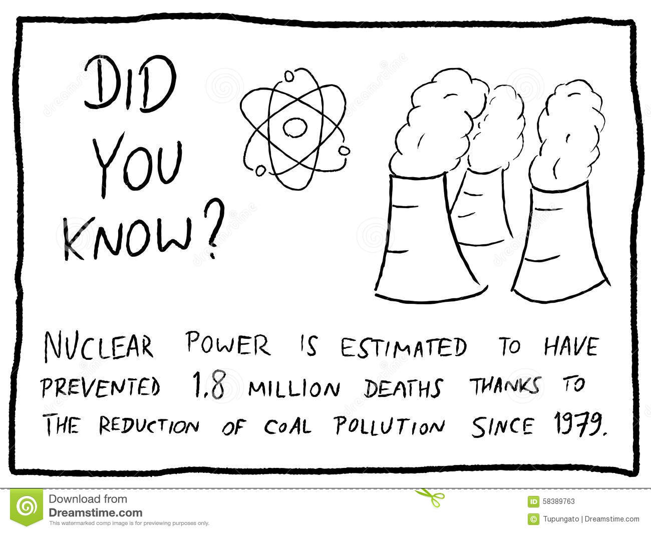 did you say nuclear power Even worse, a nuclear stall can lead to the construction of more coal-fired power plants, as happened in the us after the end of the nuclear power plant construction era in the 1980s.