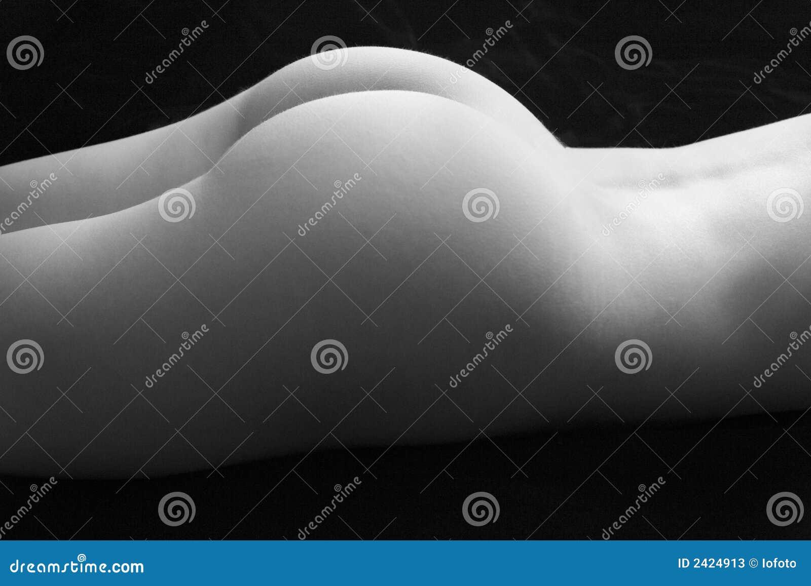 Nude Buttocks 56