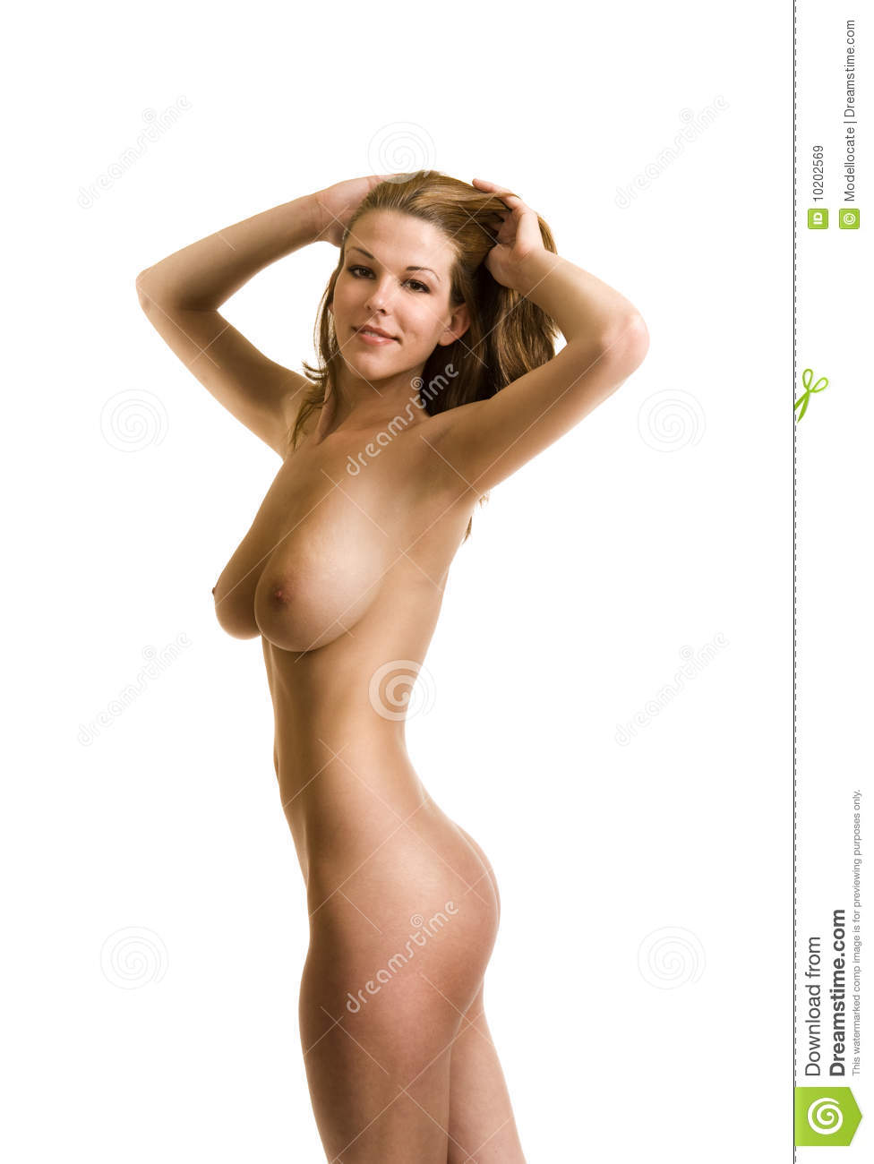 Naked Nude Female 95