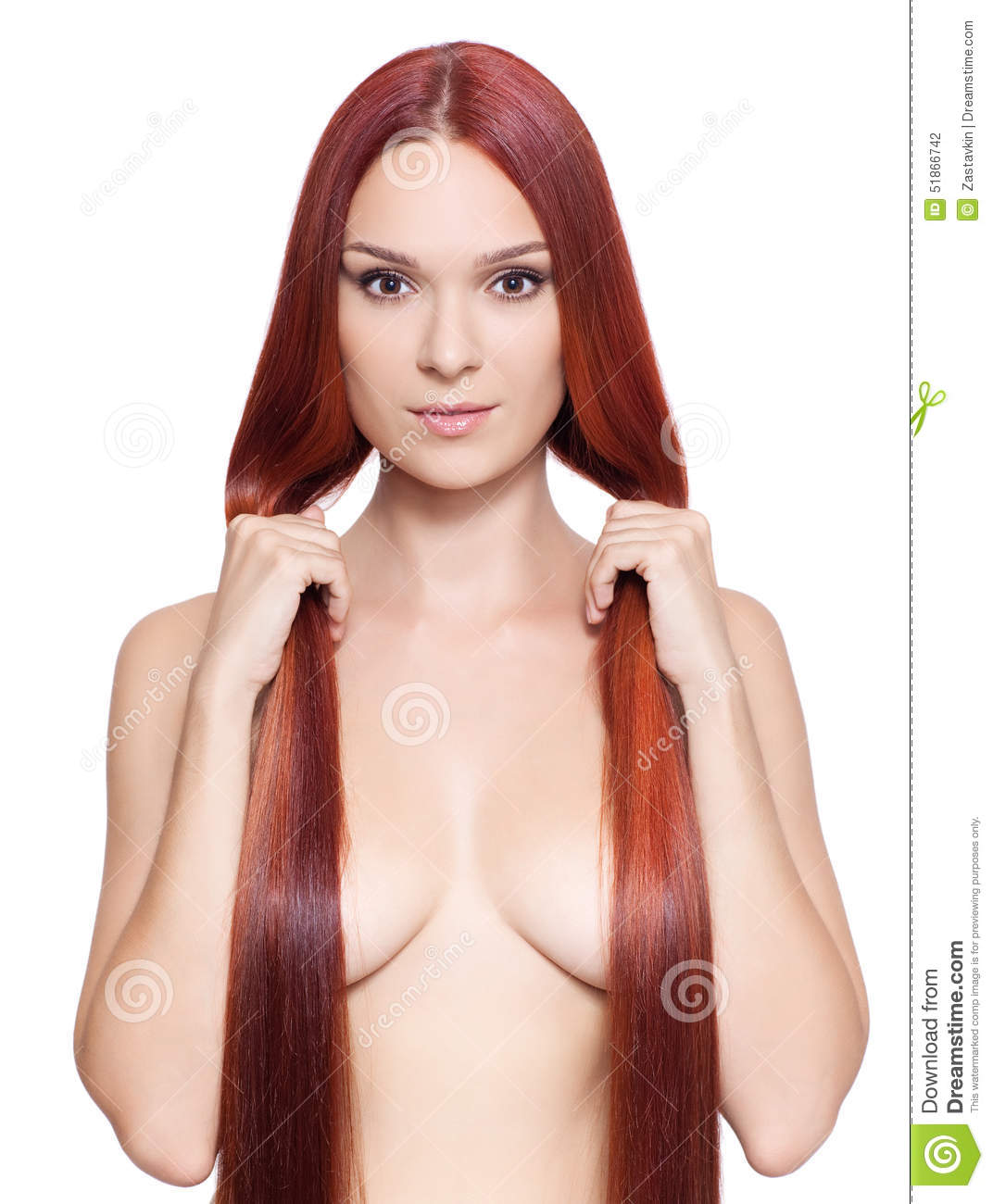 Nude Women With Hair 87