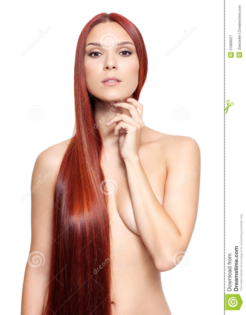 Red haired nude ladies apologise, but