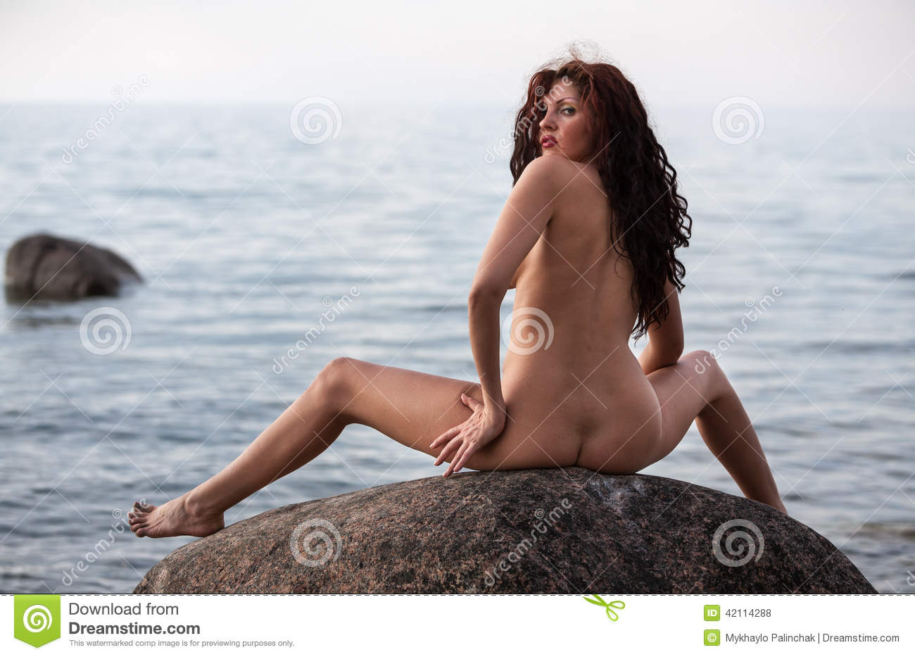 Cowgirl Nudes Nude Women In The Sea