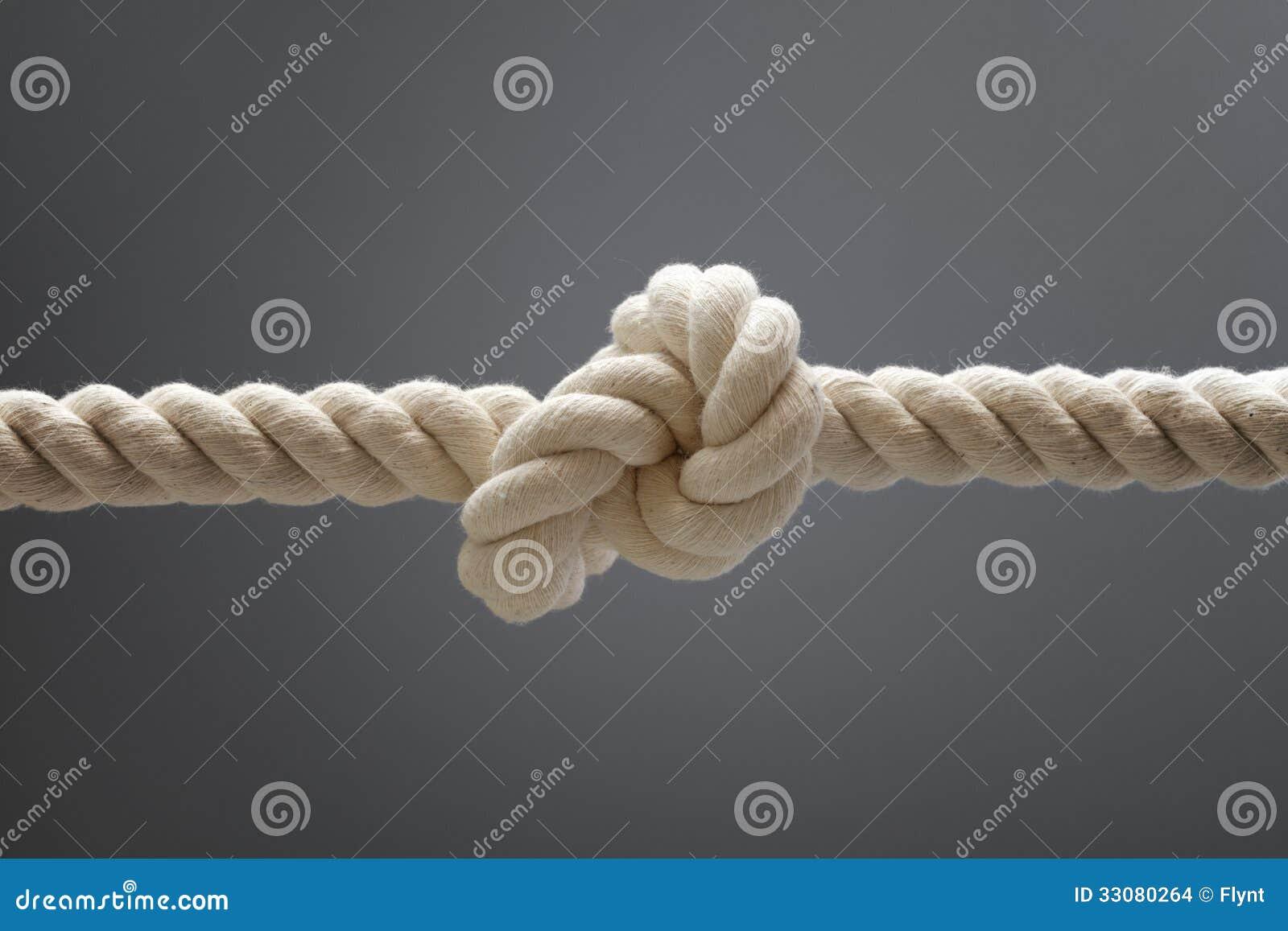 Nudo de la cuerda