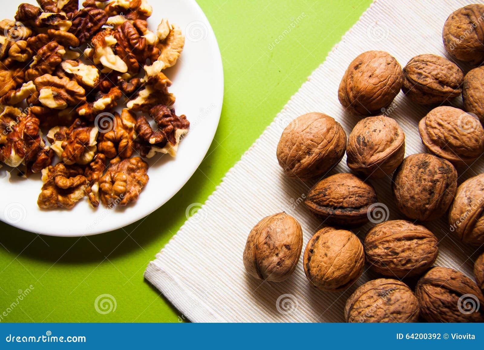 Nueces deliciosas