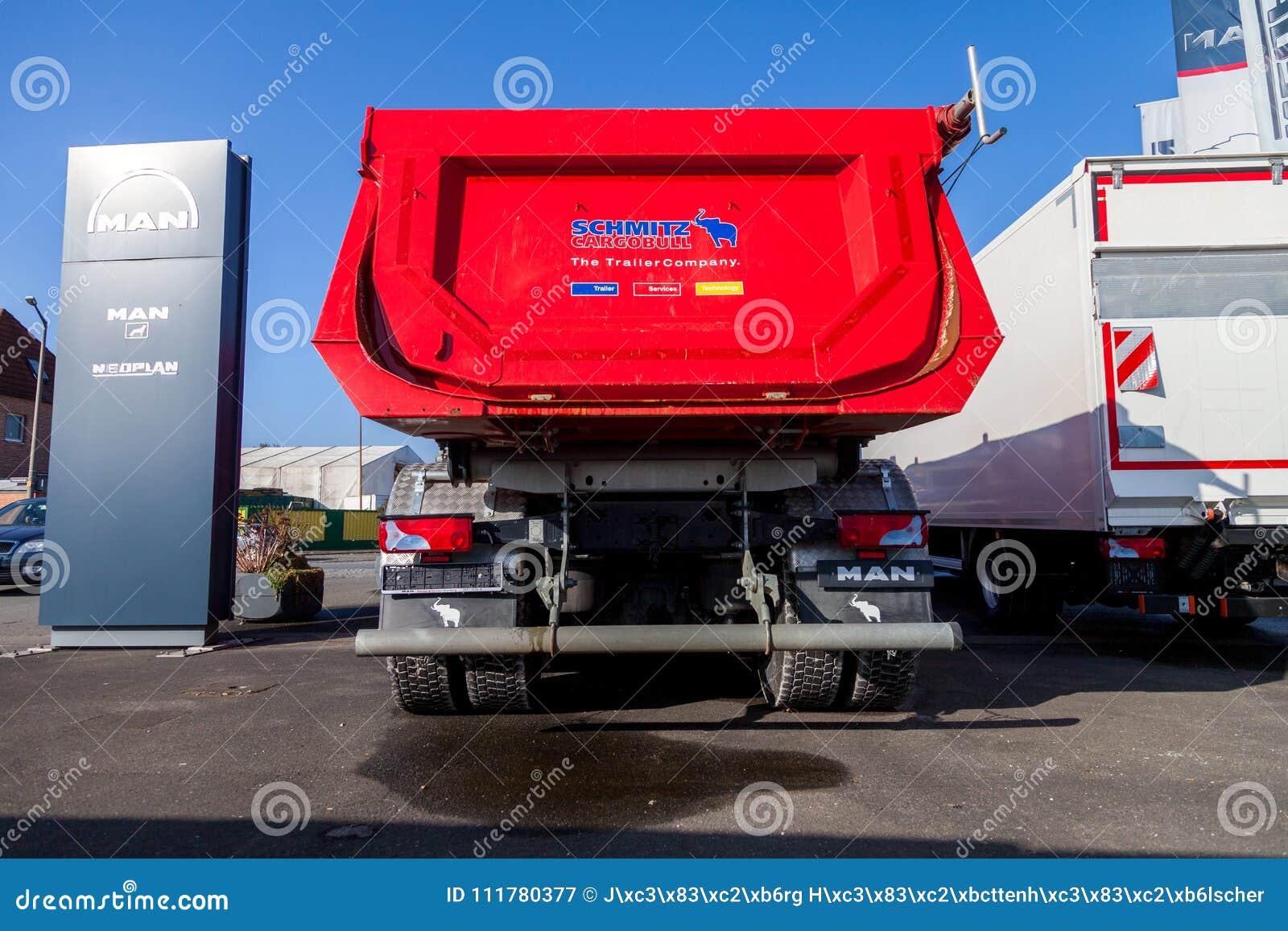 MAN TGS 35.460 8X8 dumper