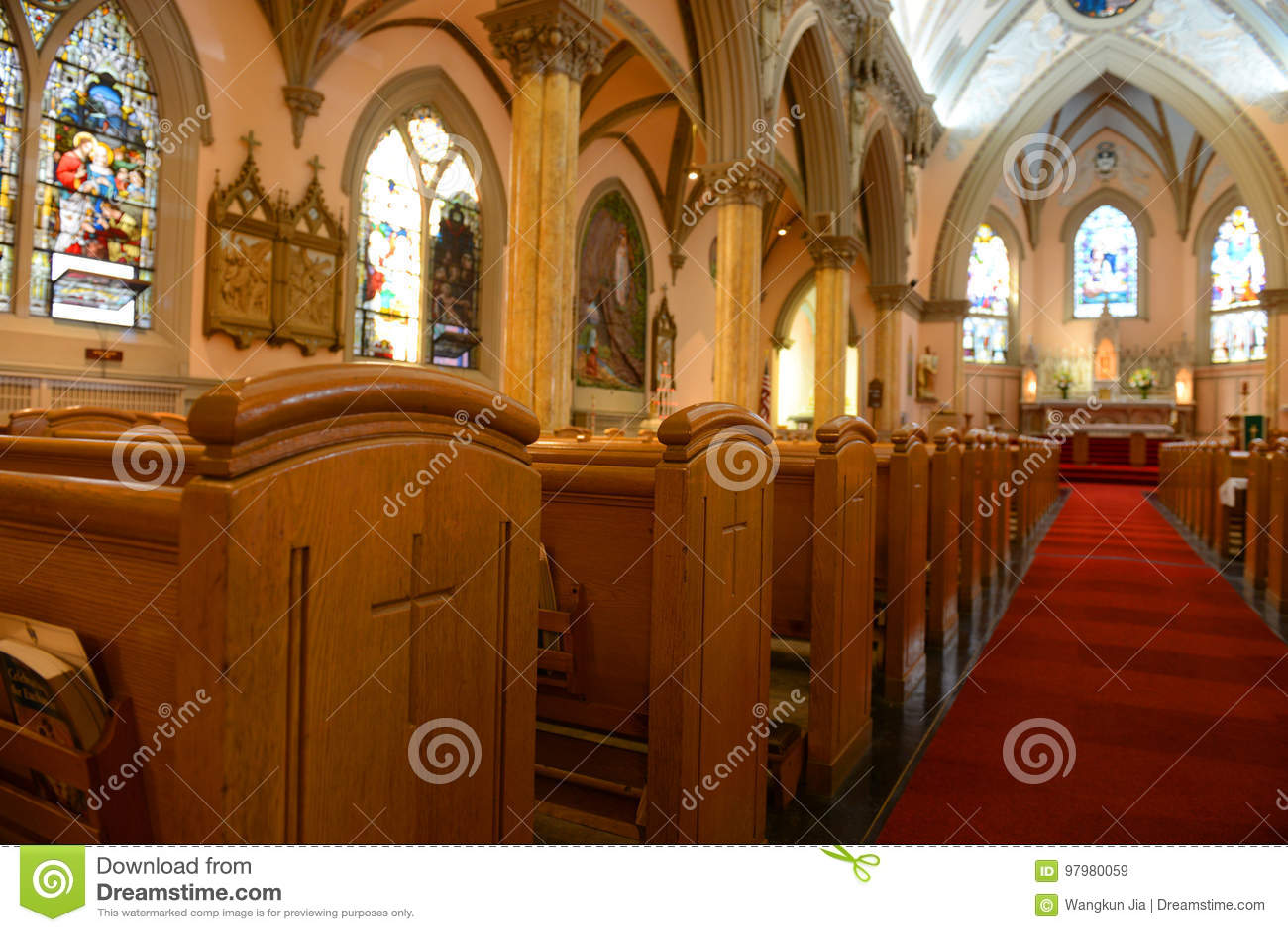 Nuestra señora de las victorias iglesia, Boston, los E.E.U.U.