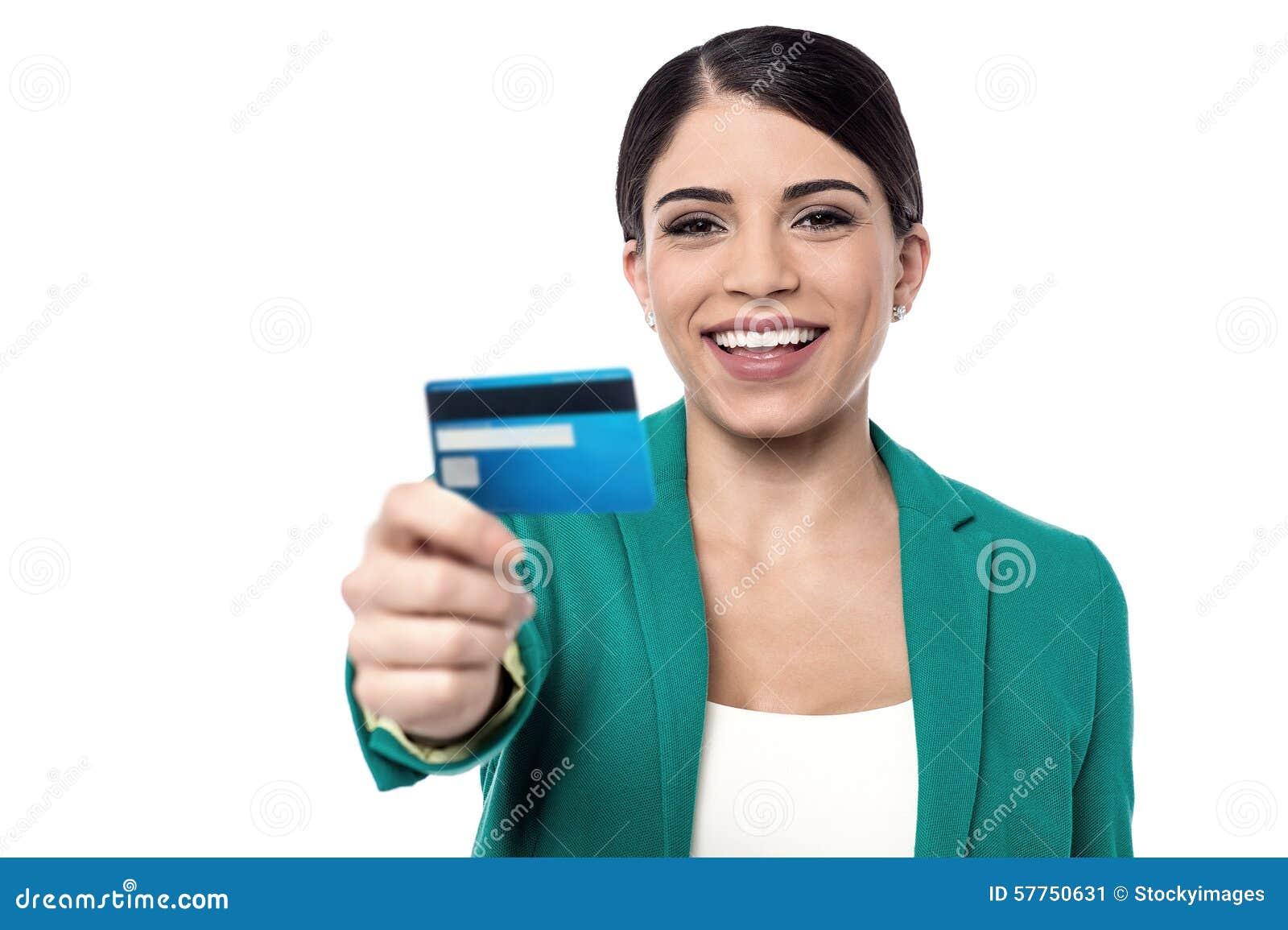 Nuestra tarjeta de crédito del oro nuevo