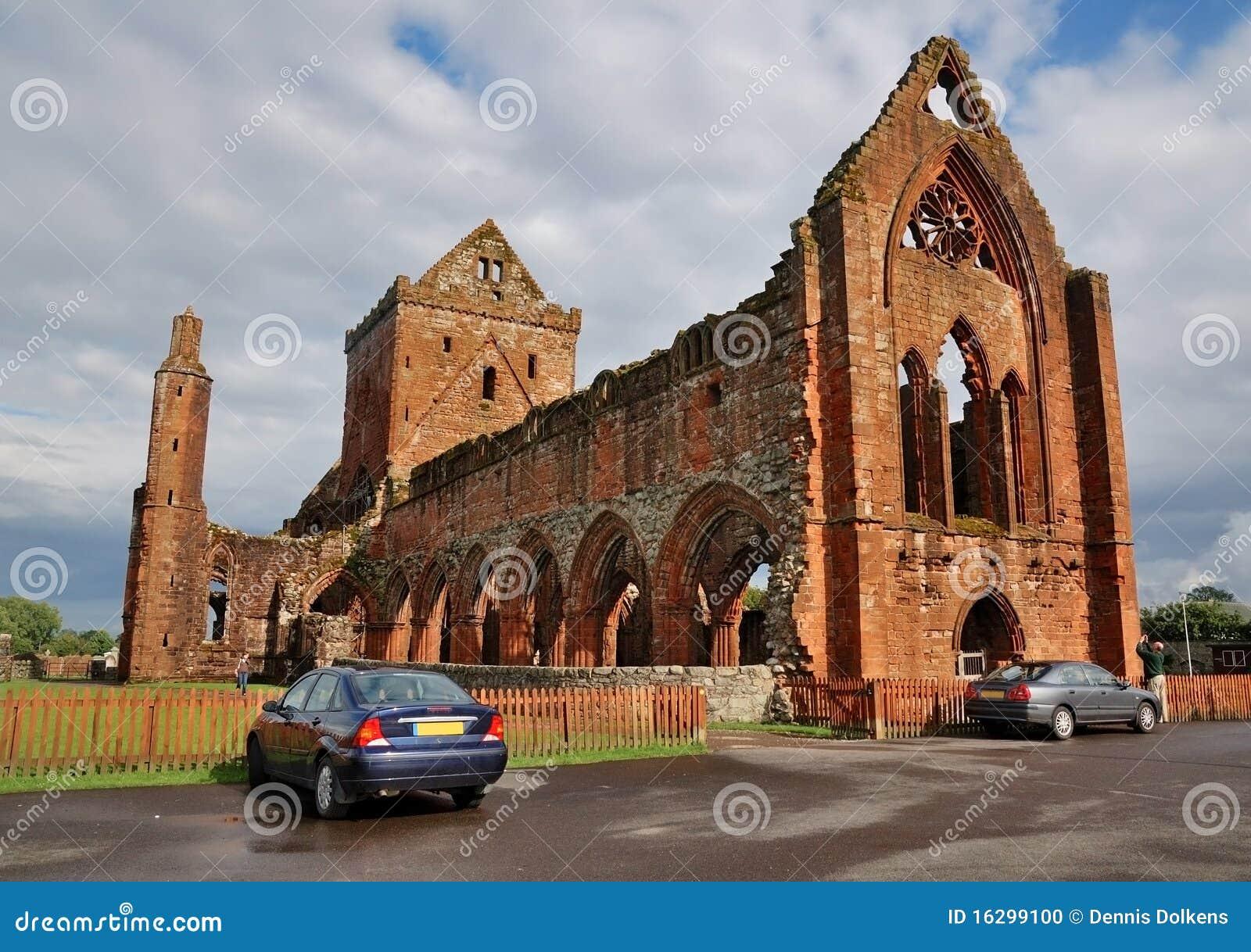 Nueva abadía, Escocia