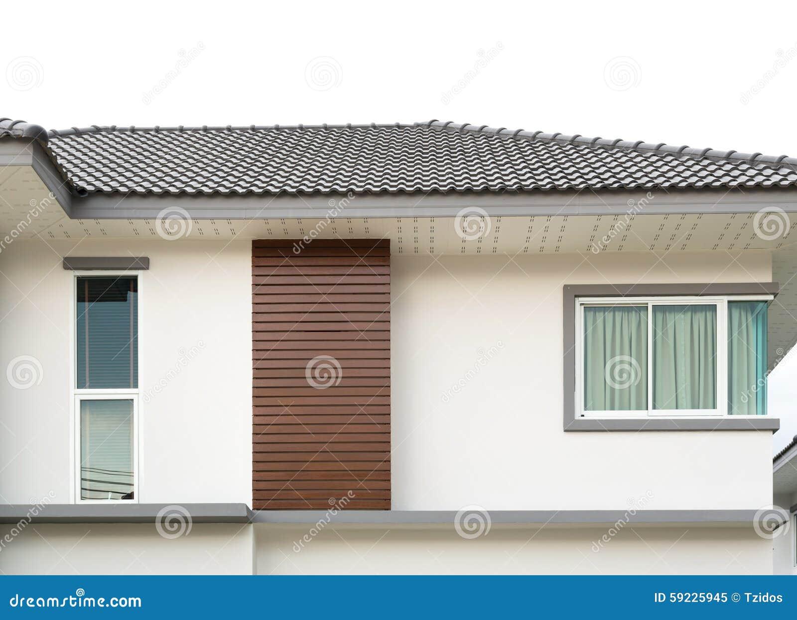 Download Nueva Casa Urbana En Hileras O Casa Urbana Exterior Imagen de archivo - Imagen de exterior, contemporáneo: 59225945