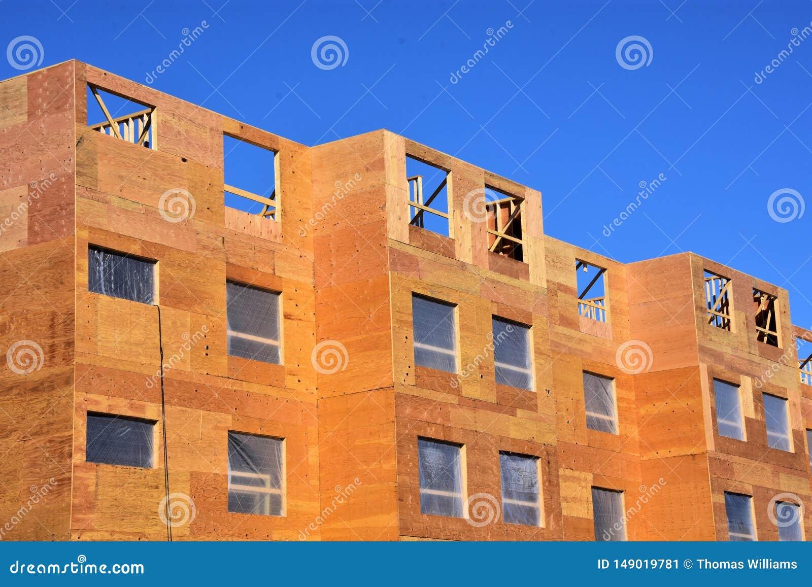 Nueva COM de madera del apartamento del marco; lex