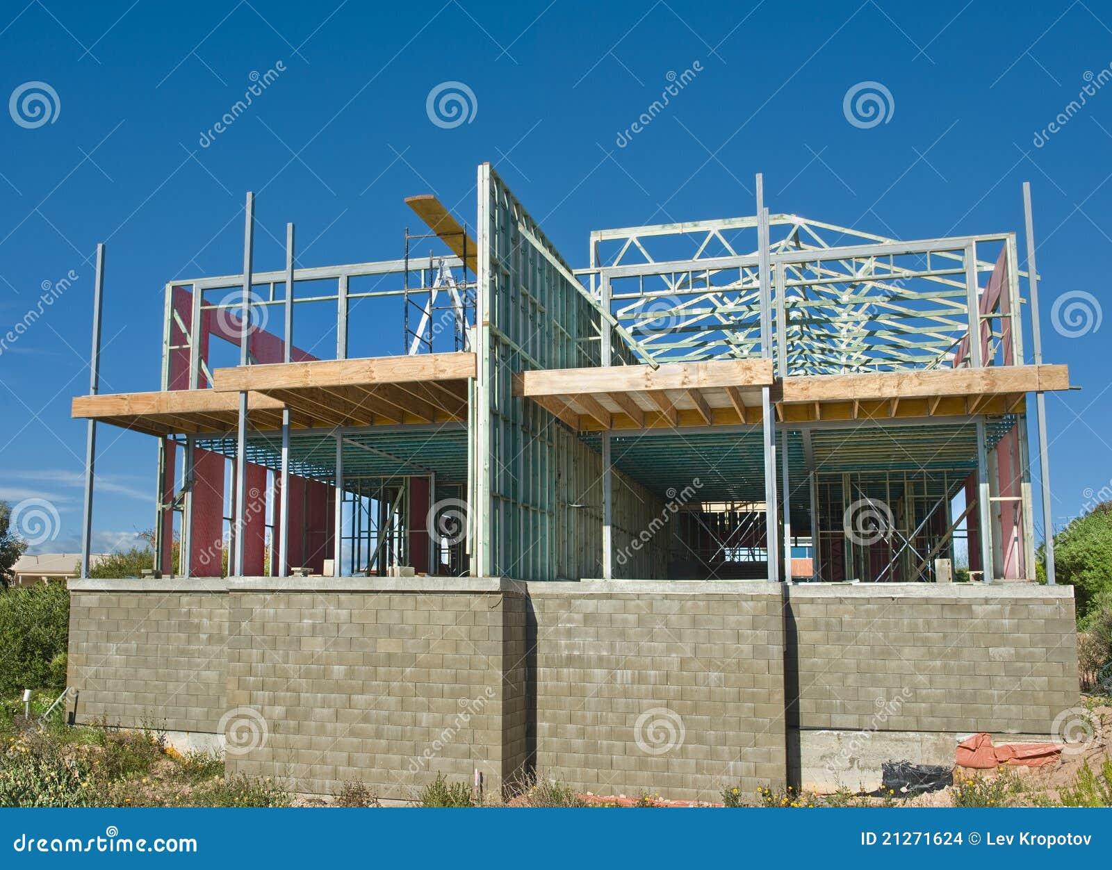 Nueva construcción casera