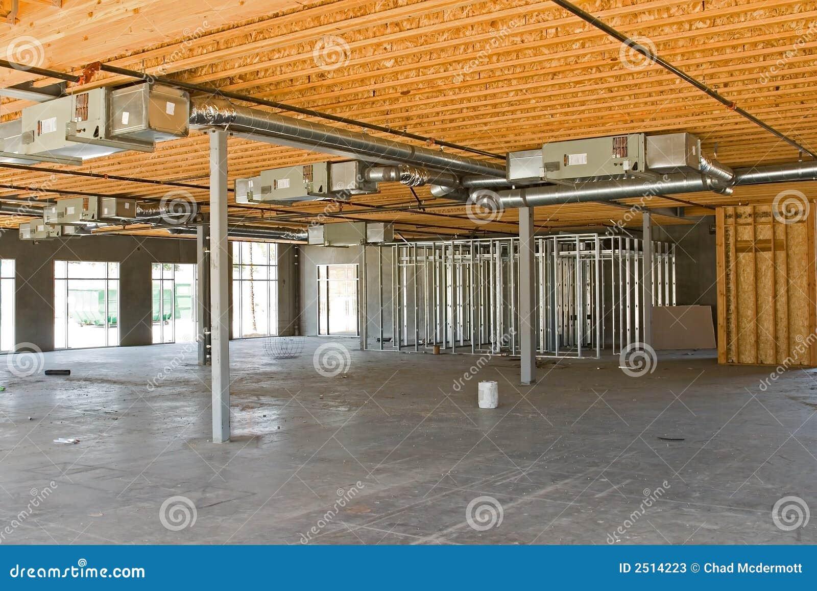 Nueva construcción industrial