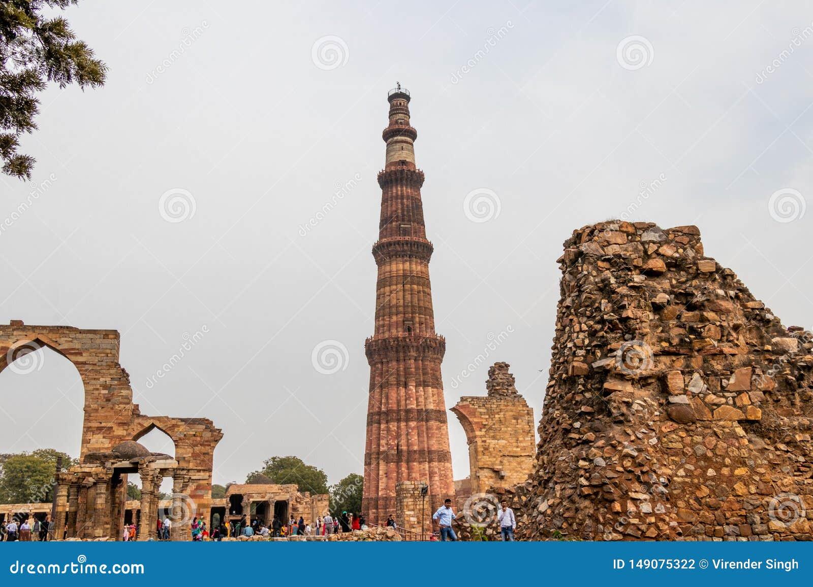 Nueva Deli, la India - febrero de 2019 E En 72 r r