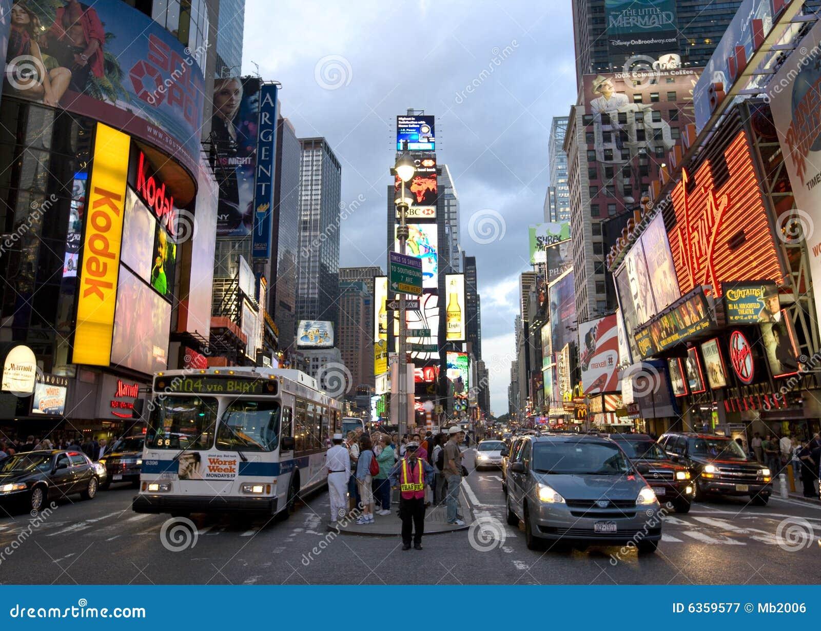 Nueva York Broadway,