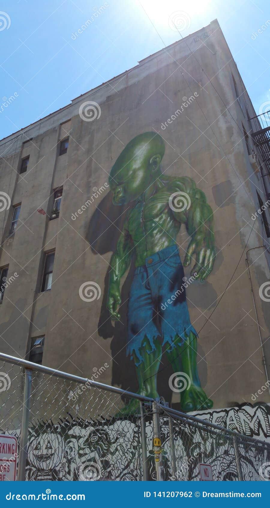 Nueva York graffiti