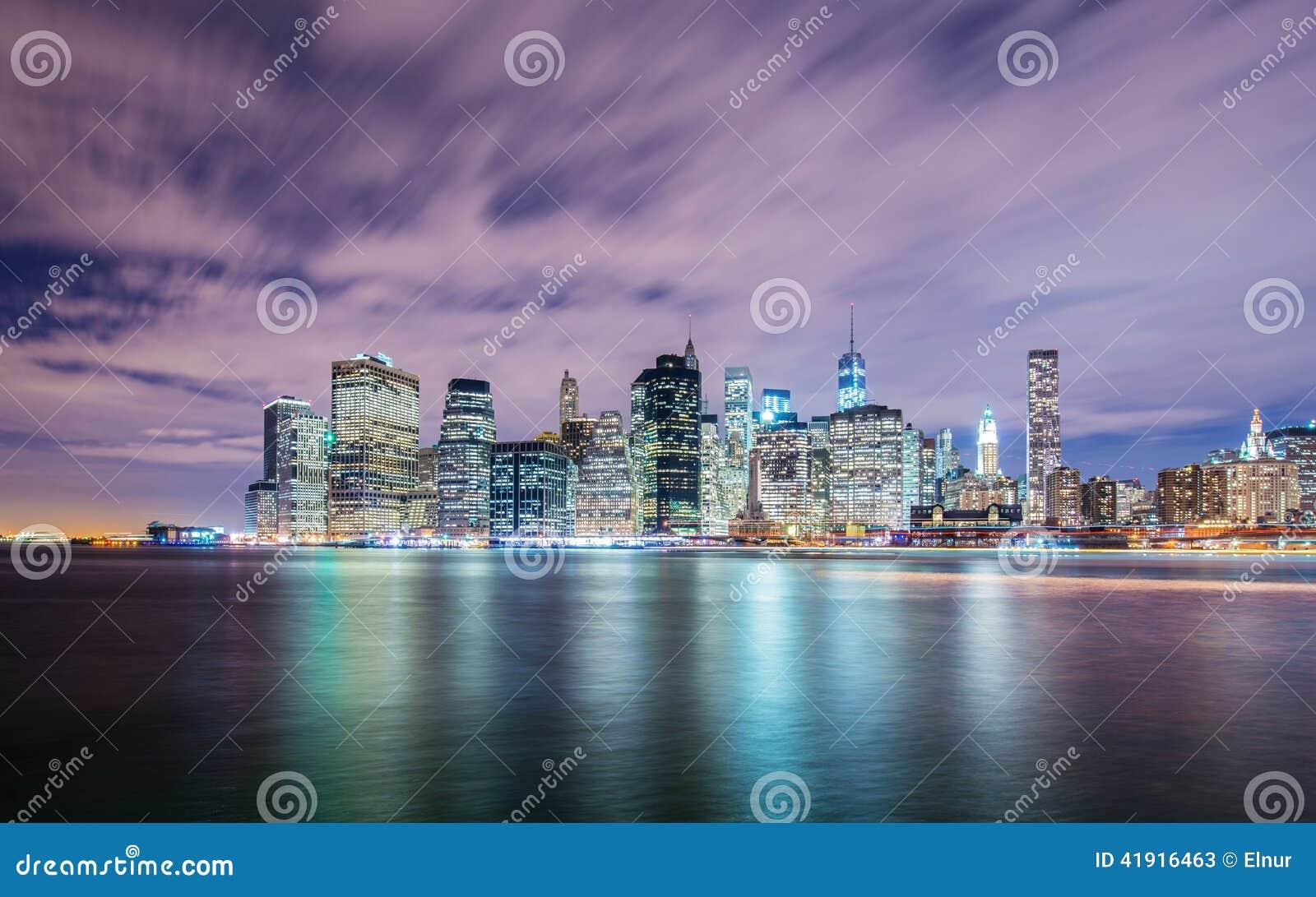 Nueva York, los E