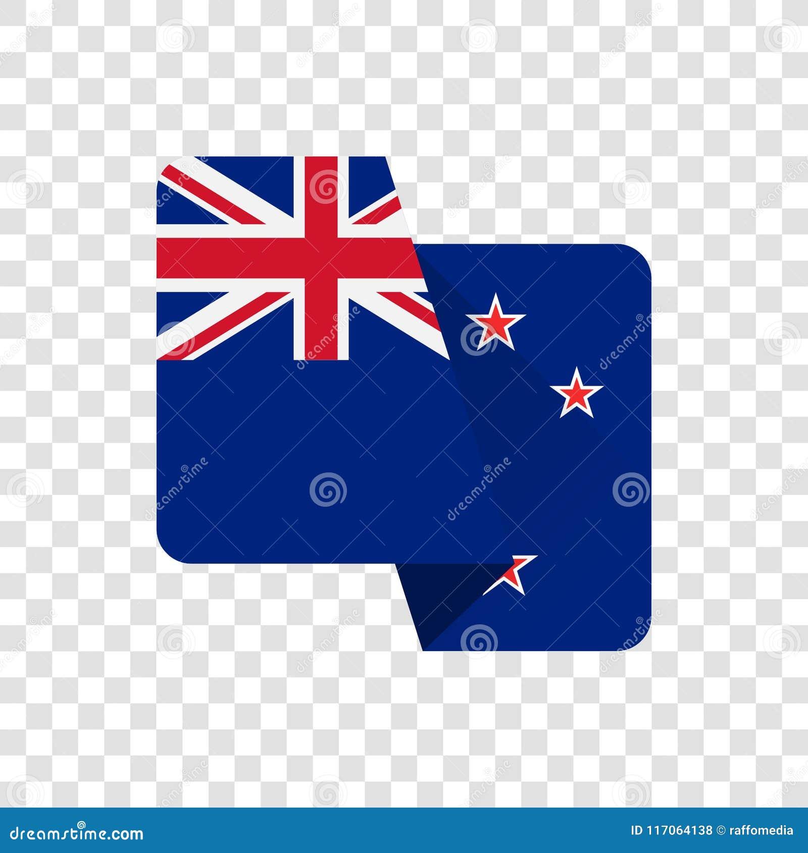Nueva Zelanda - bandera nacional
