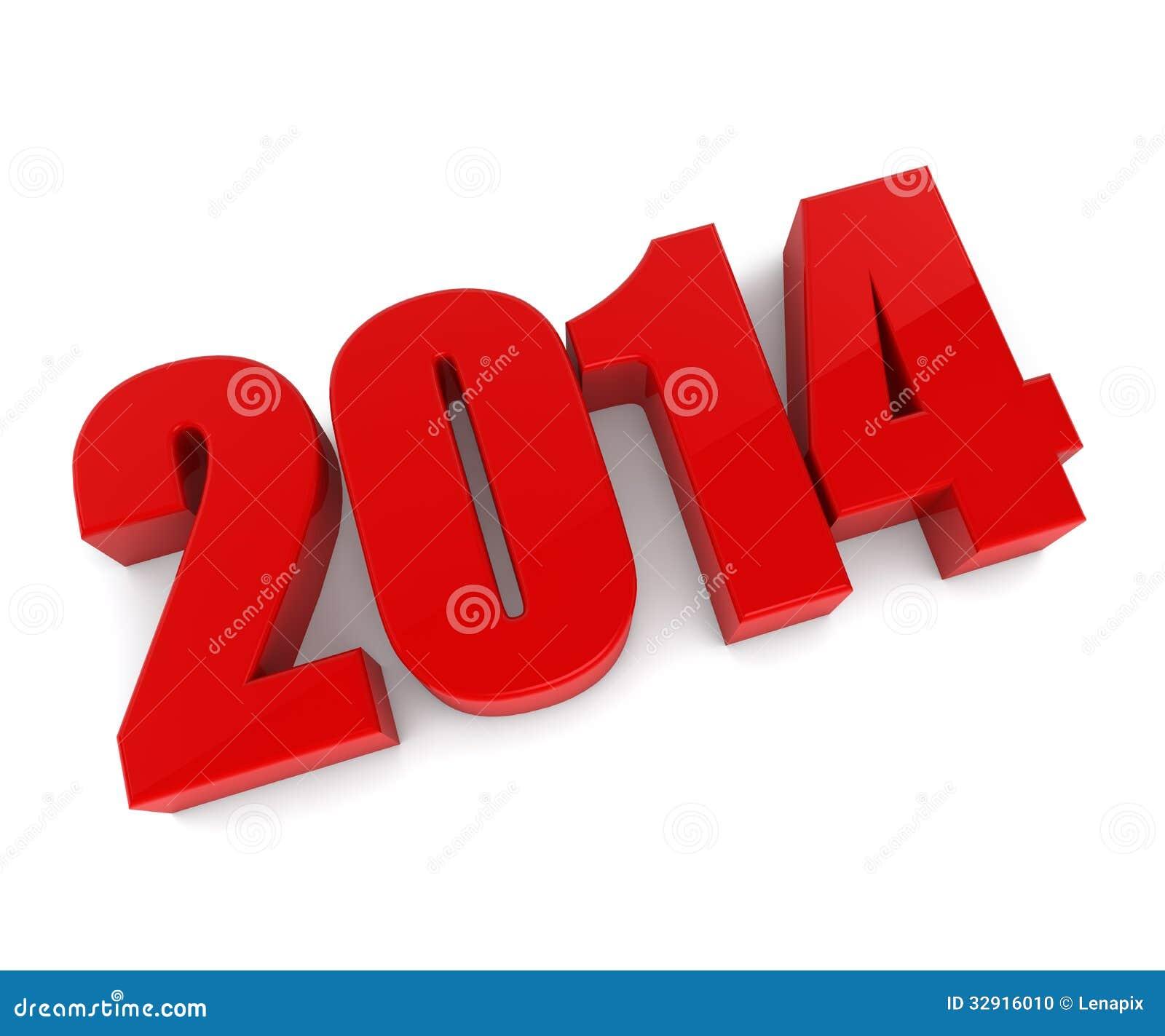 Nuevas figuras del rojo de 2014 años