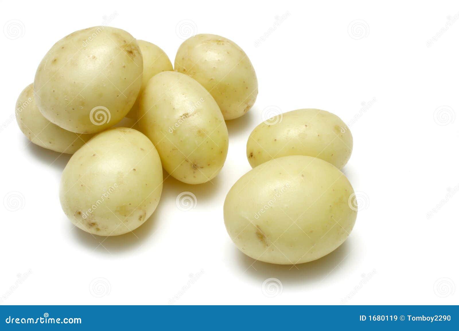 Nuevas patatas