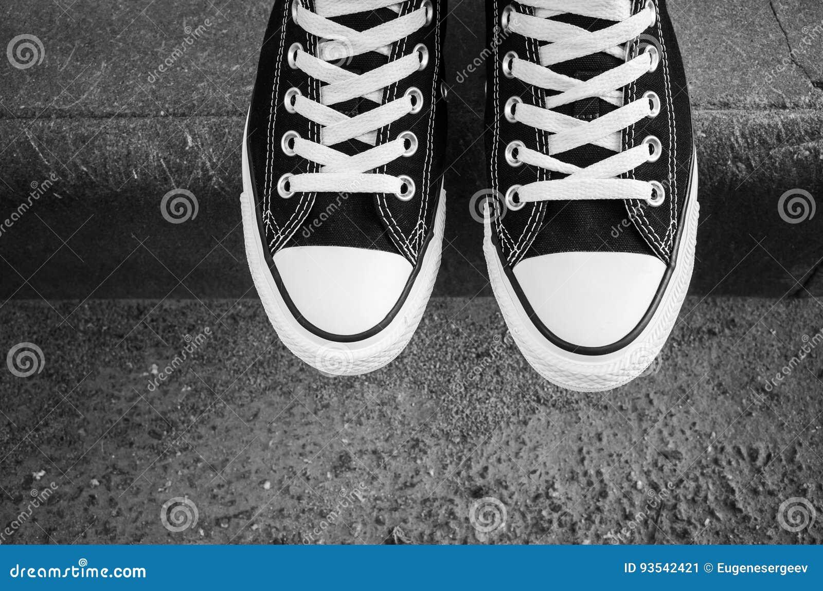 Nuevas Blancos Deporte Zapatillas NegrosPies Y De Adolescente Del PXZkTiOwu