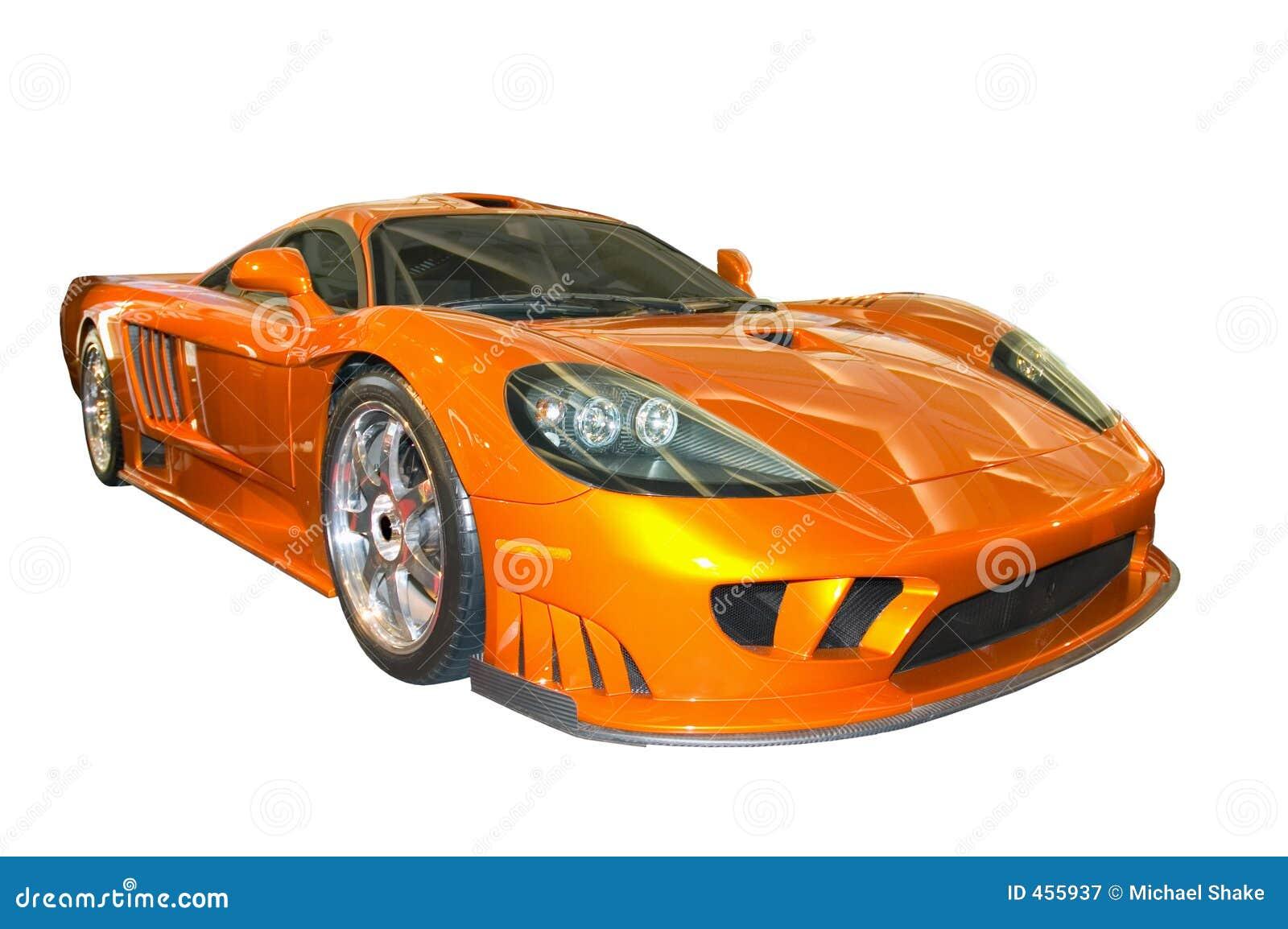 Nuevo coche de deportes