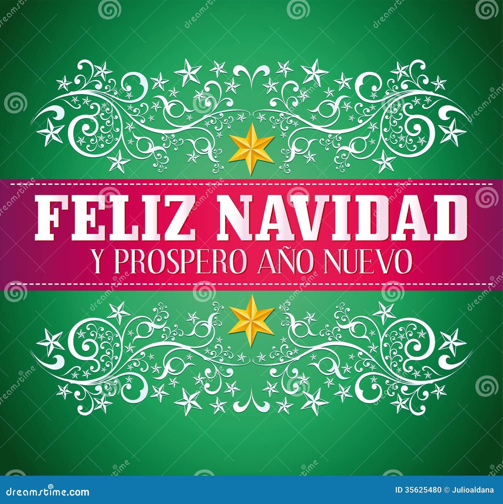 Nuevo del ano del prospero del navidad y de feliz foto de - Frases de feliz navidad y prospero ano nuevo ...