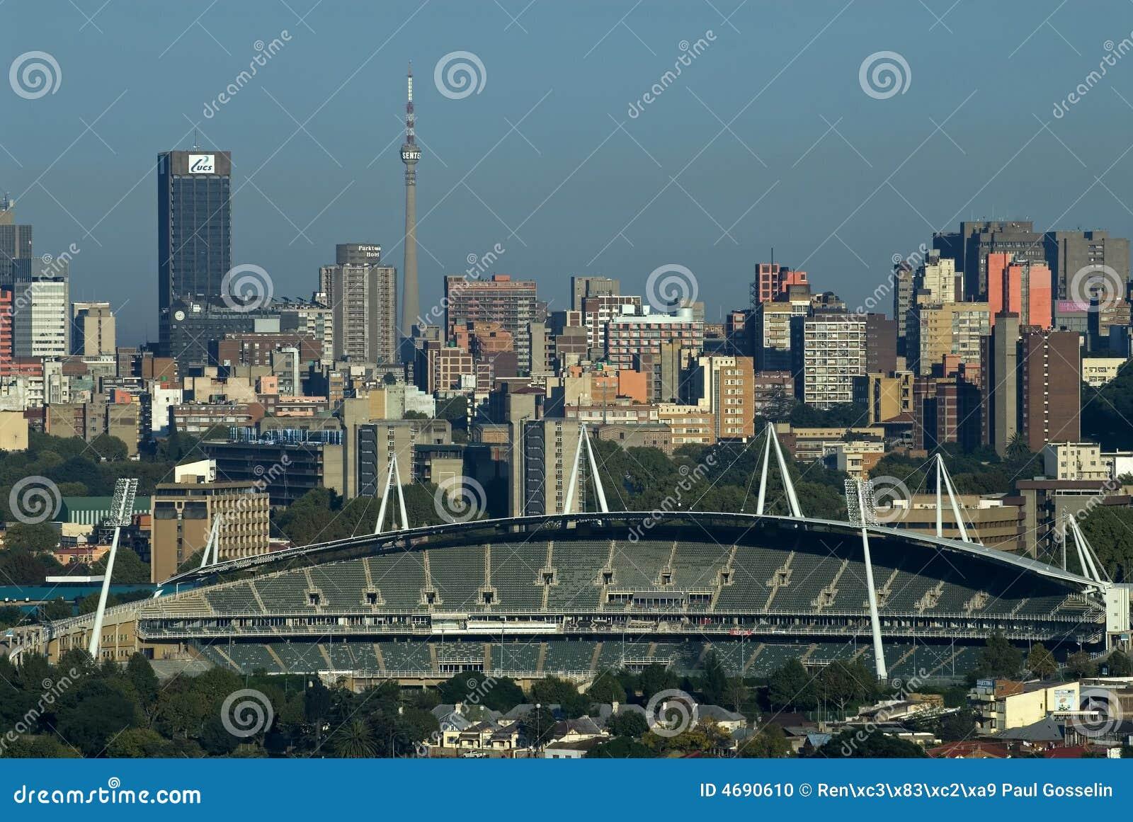 Nuevo estadio 2 de Johannesburg