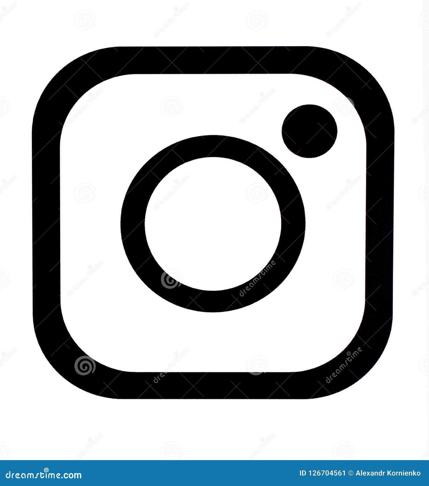 Nuevo icono de Instagram