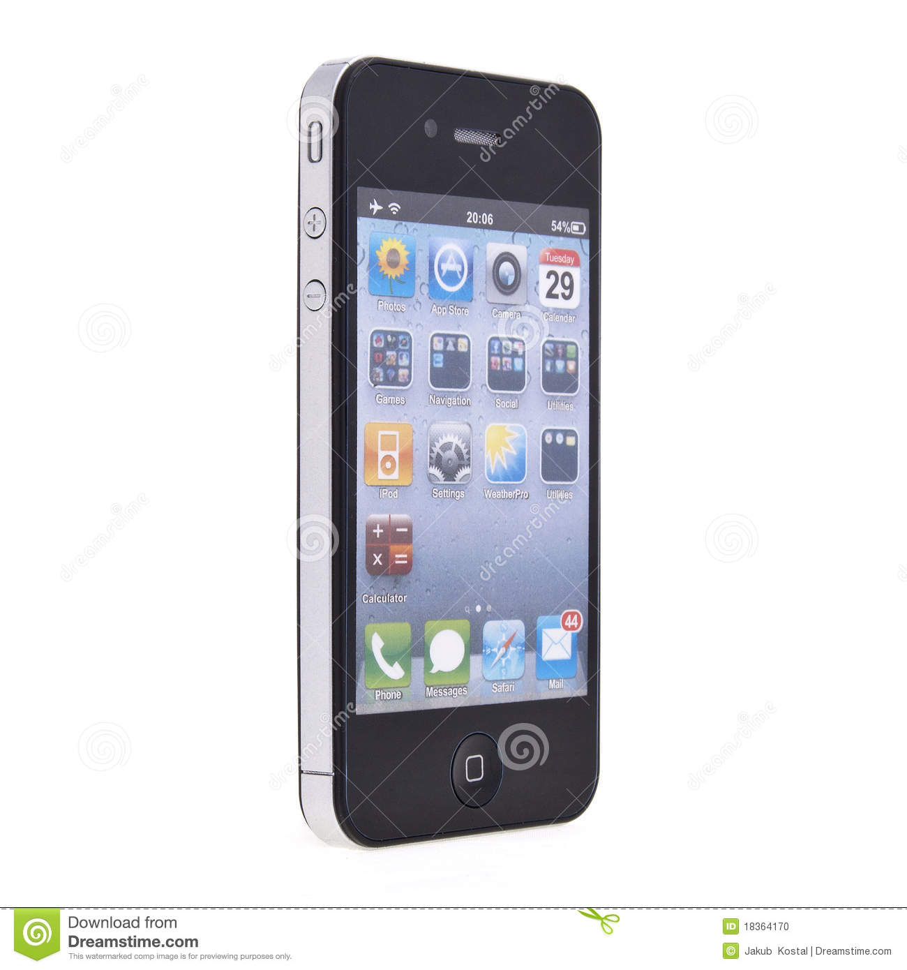 Nuevo iPhone 4 de Apple