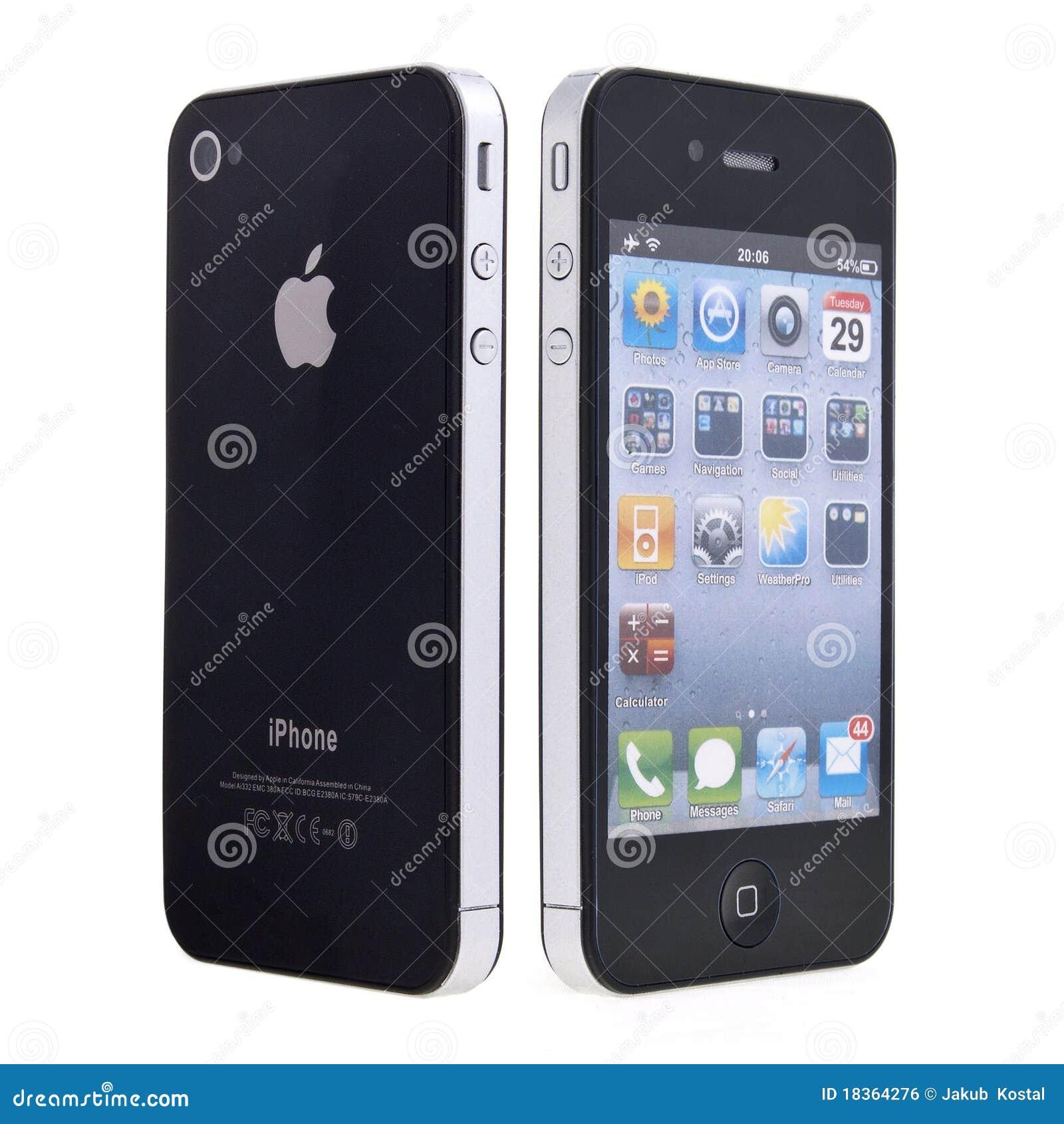 Nuevo iPhone 4 de Apple