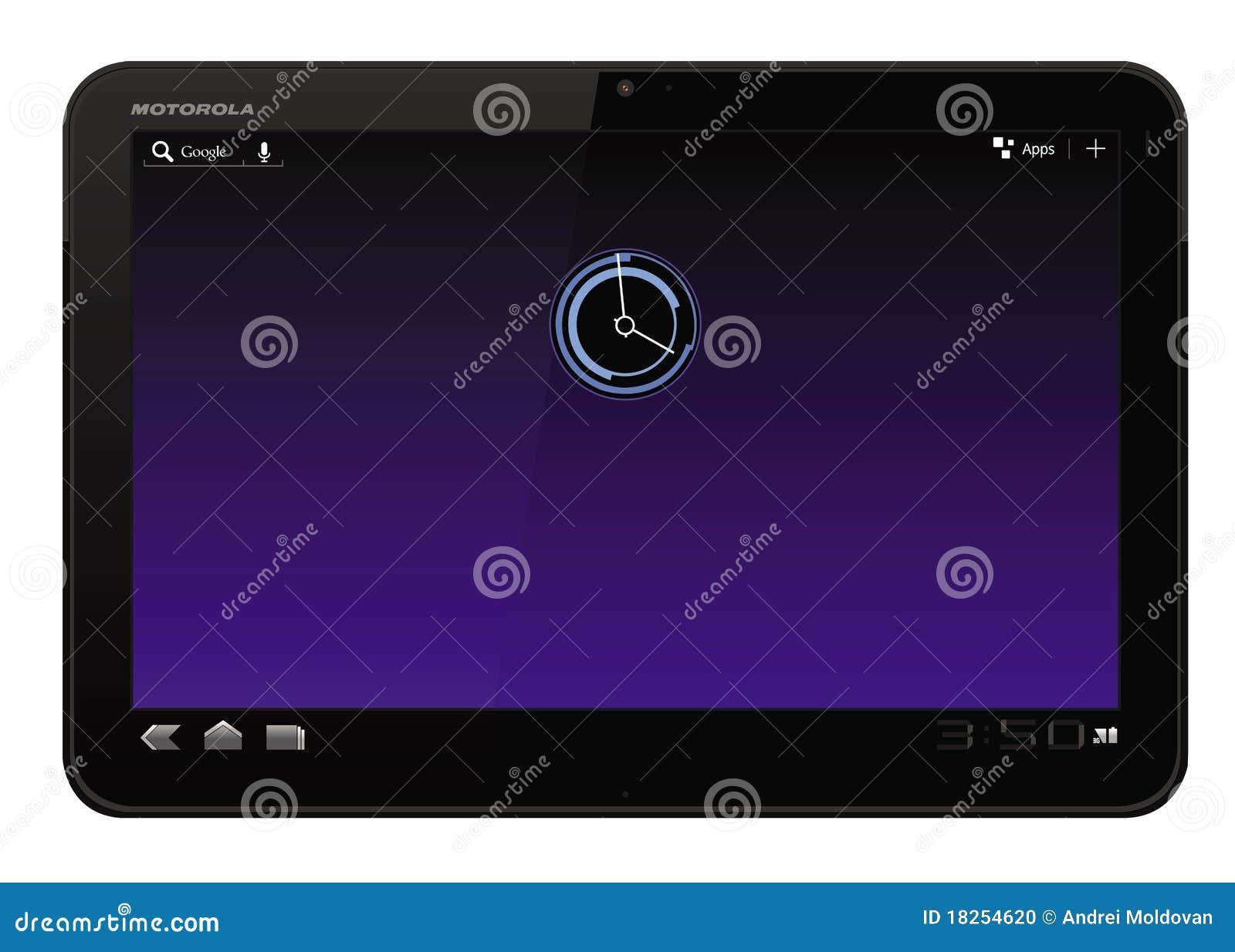 Nuevo Motorola Xoom