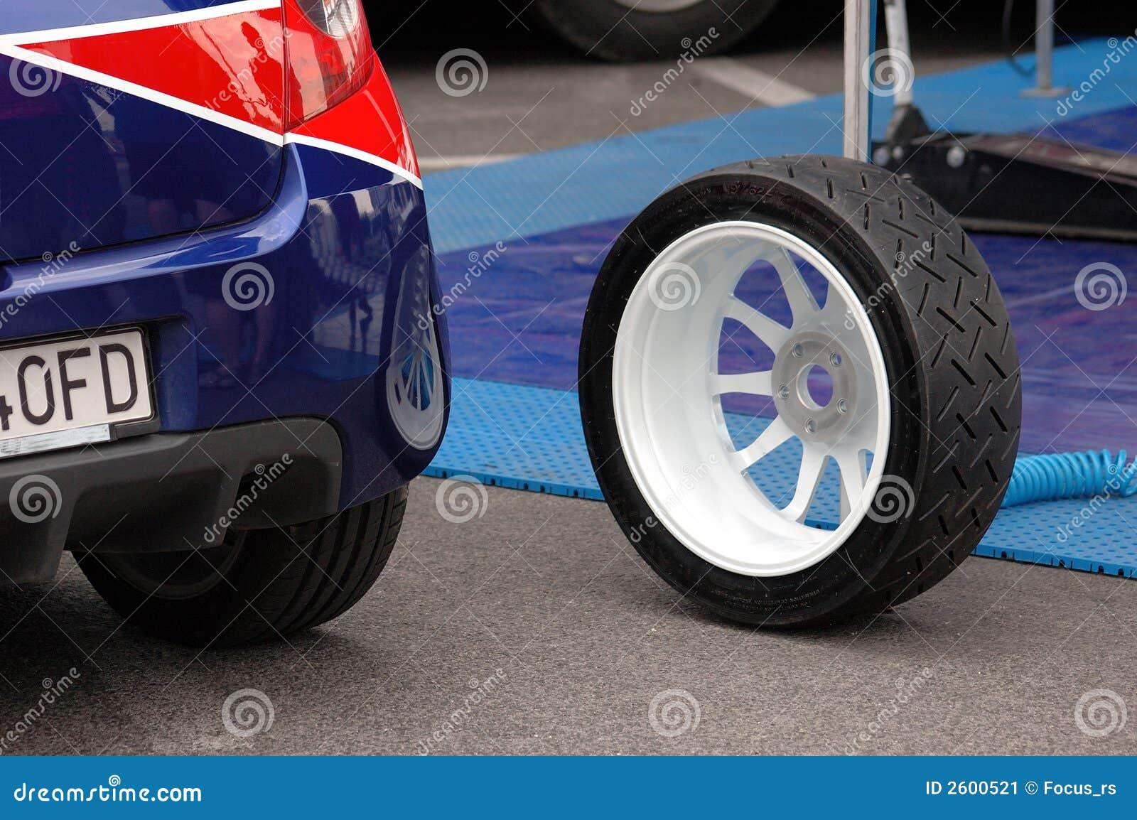 Nuevo neumático