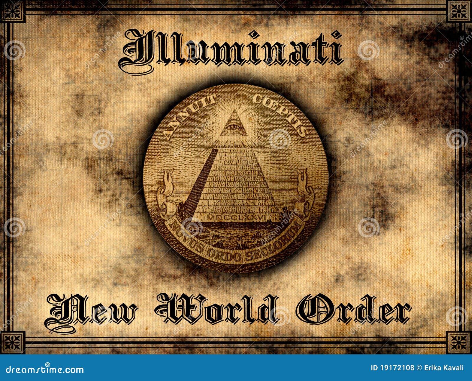 Nuevo orden mundial de Illuminati
