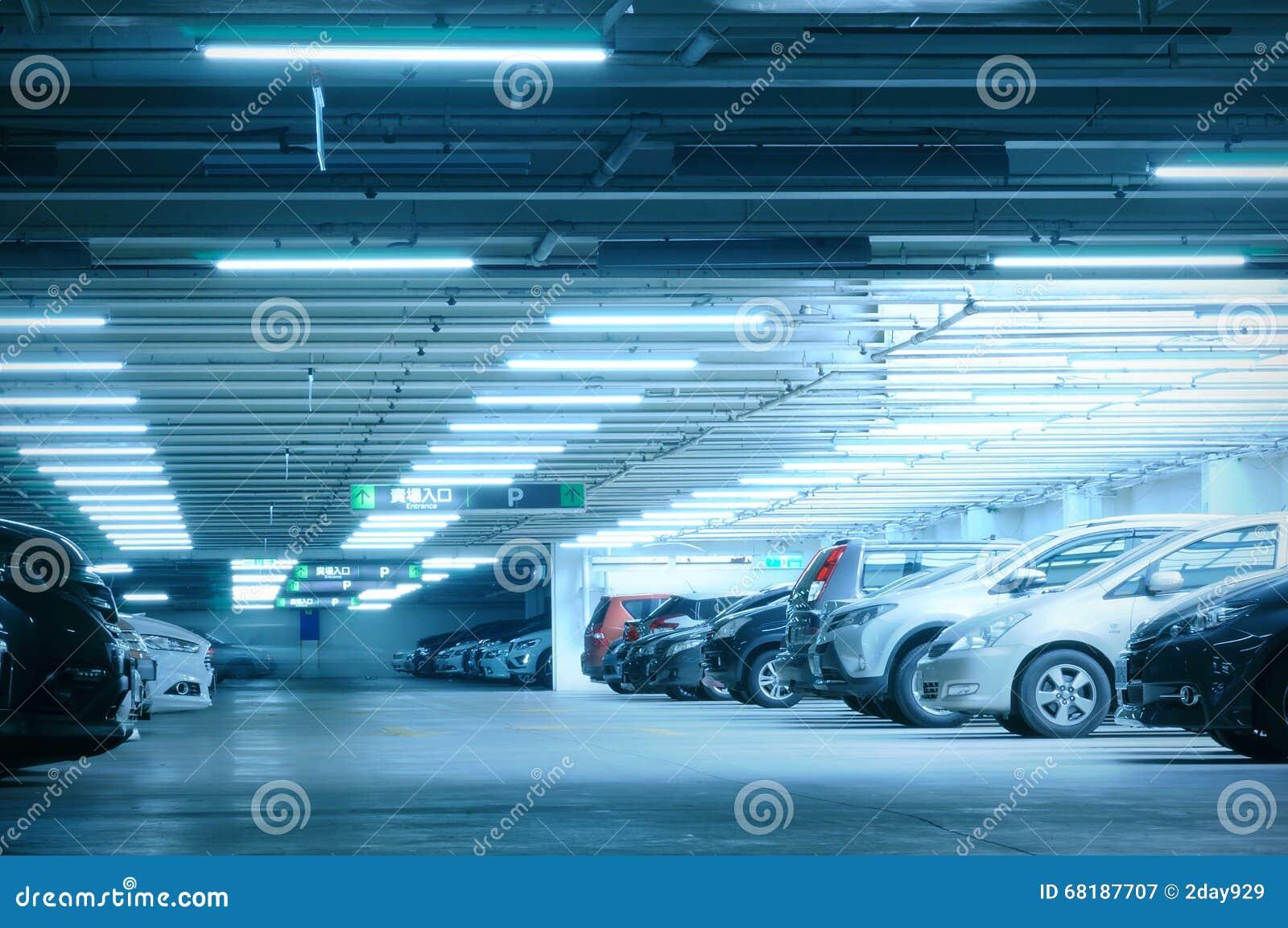 Nuevo parking