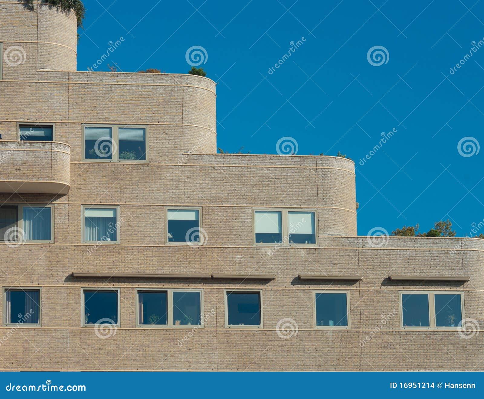 Nuevos Apartamentos Modernos Foto De Archivo Imagen De