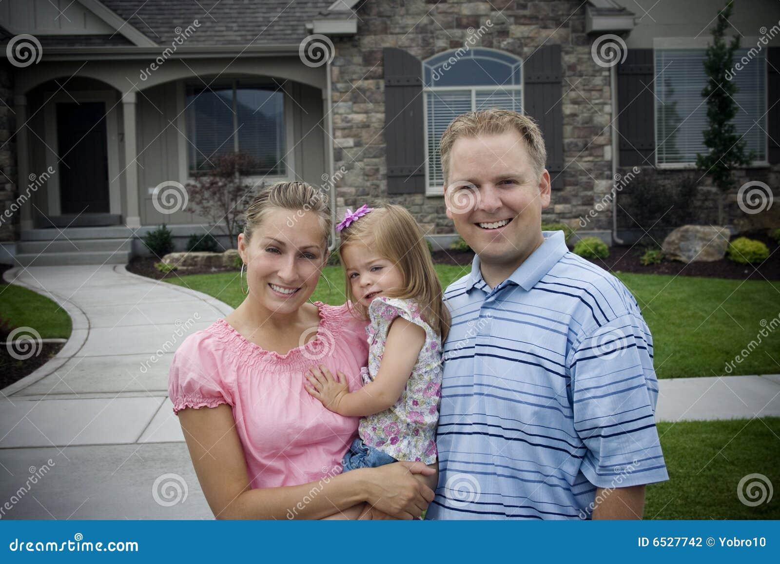 Nuevos dueños de una casa